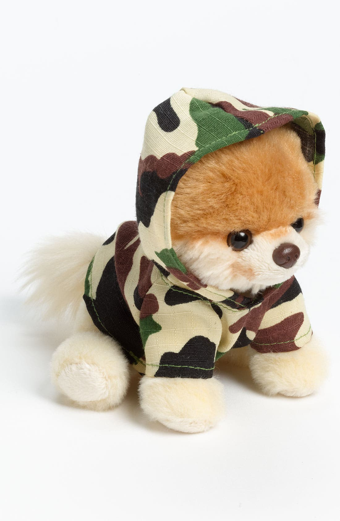 Alternate Image 1 Selected - Gund 'Mini Boo' Camo Hoodie