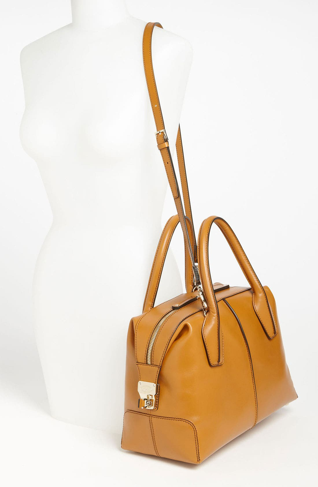 Alternate Image 2  - Tod's 'D-Styling - Small' Leather Satchel