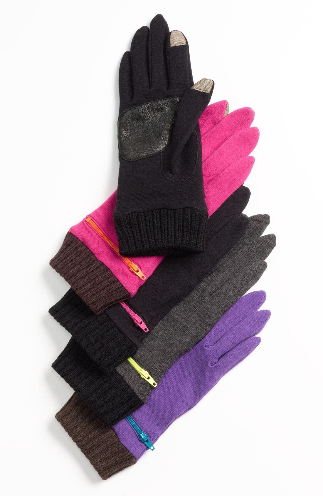 Main Image - Echo 'Touch Warmers - Pocket' Gloves