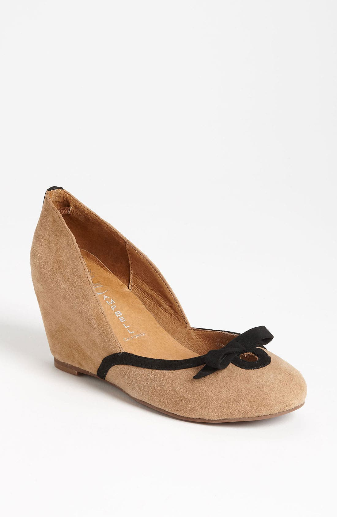 Alternate Image 1 Selected - Jeffrey Campbell 'Ladylike' Wedge Pump