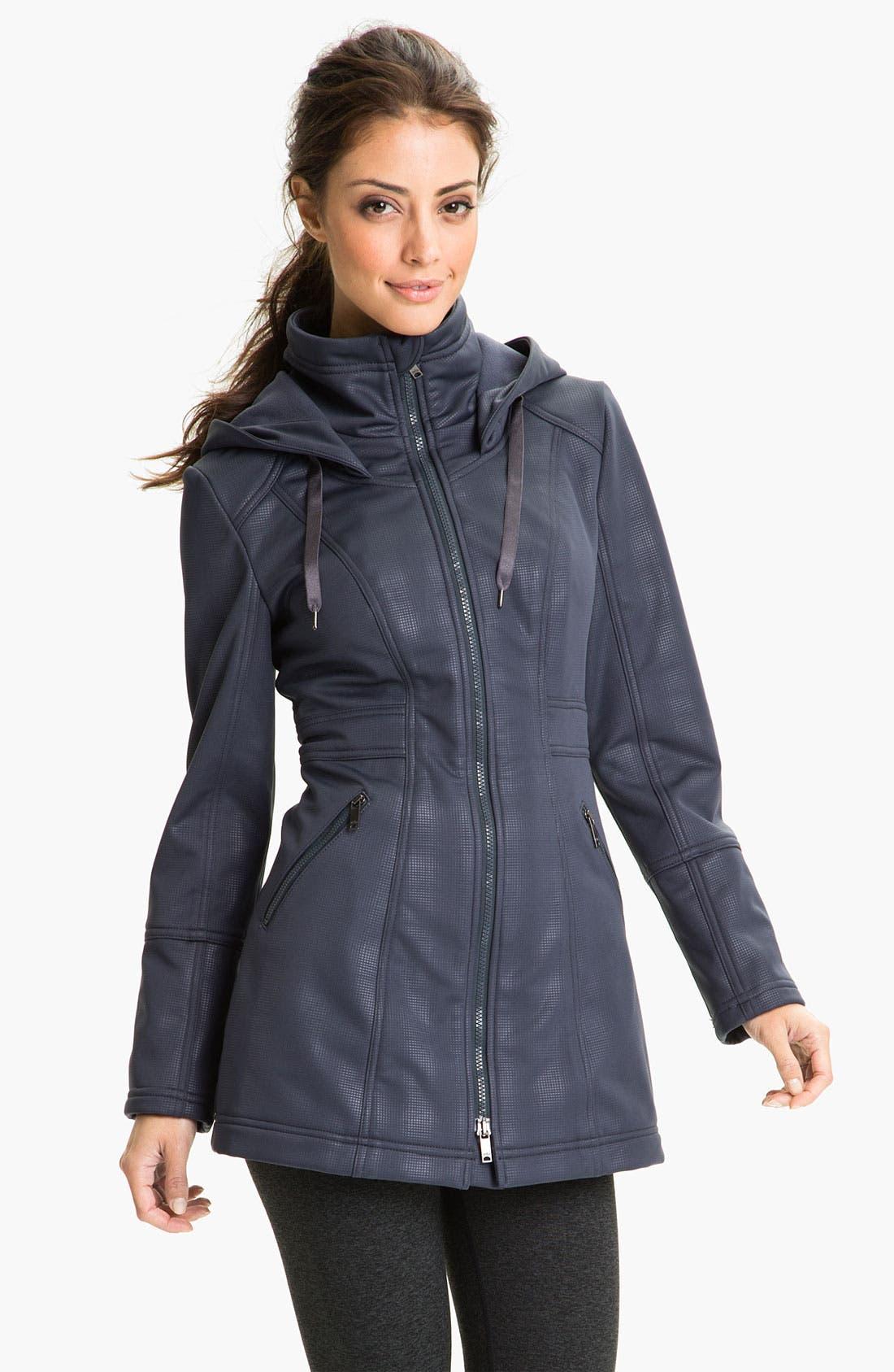 Main Image - Zella 'No Chill' Hooded Jacket