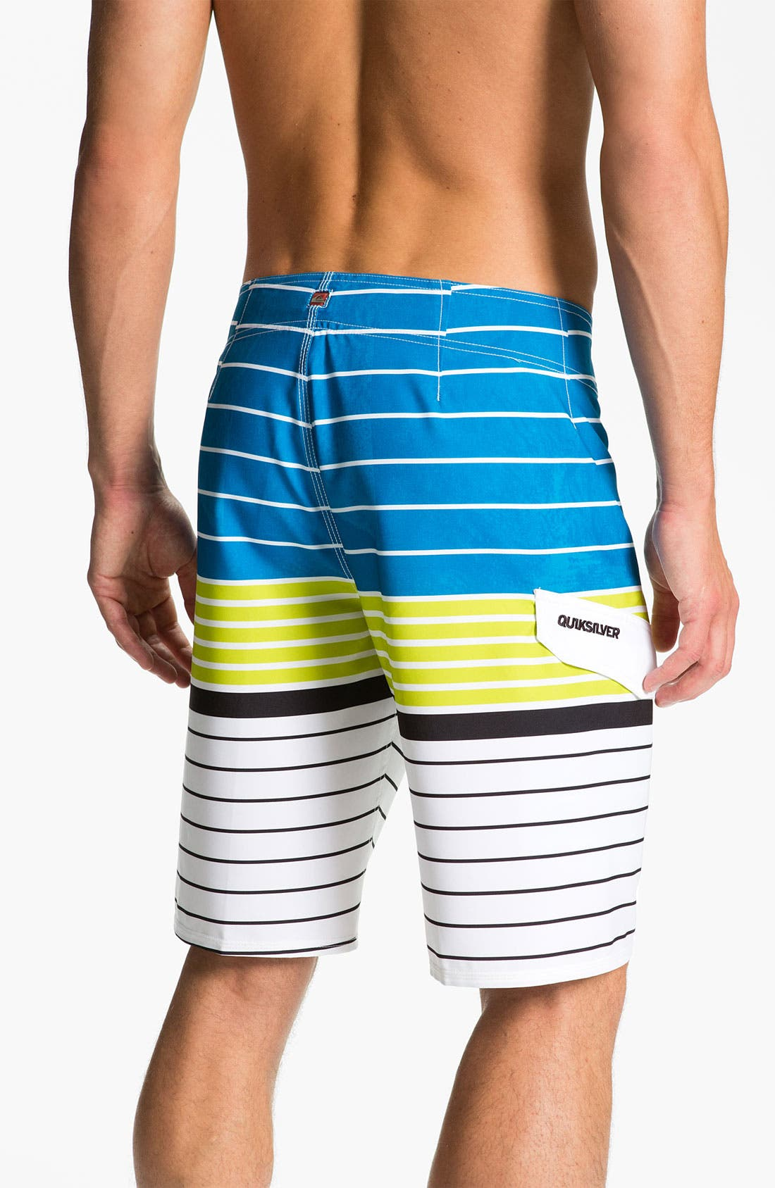 Alternate Image 2  - Quiksilver 'Trolling' Board Shorts