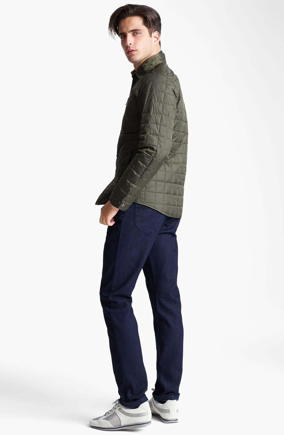 Alternate Image 5  - Zegna Sport Quilted Reversible Jacket