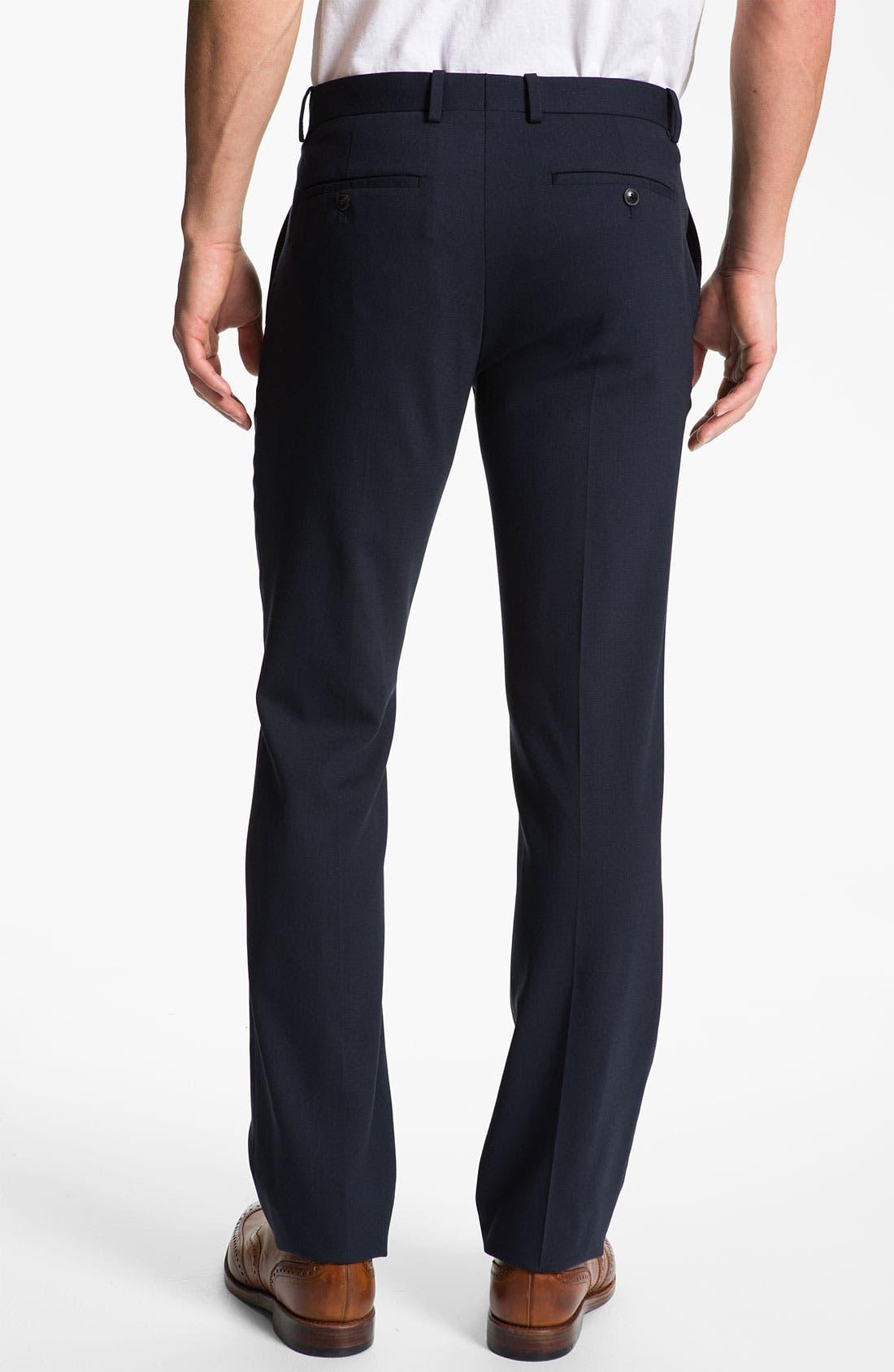 Alternate Image 2  - Theory 'Marlo Revelstoke' Straight Leg Pants