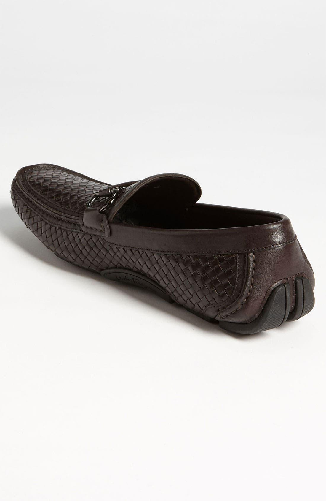 Alternate Image 2  - Salvatore Ferragamo 'Barbados' Loafer