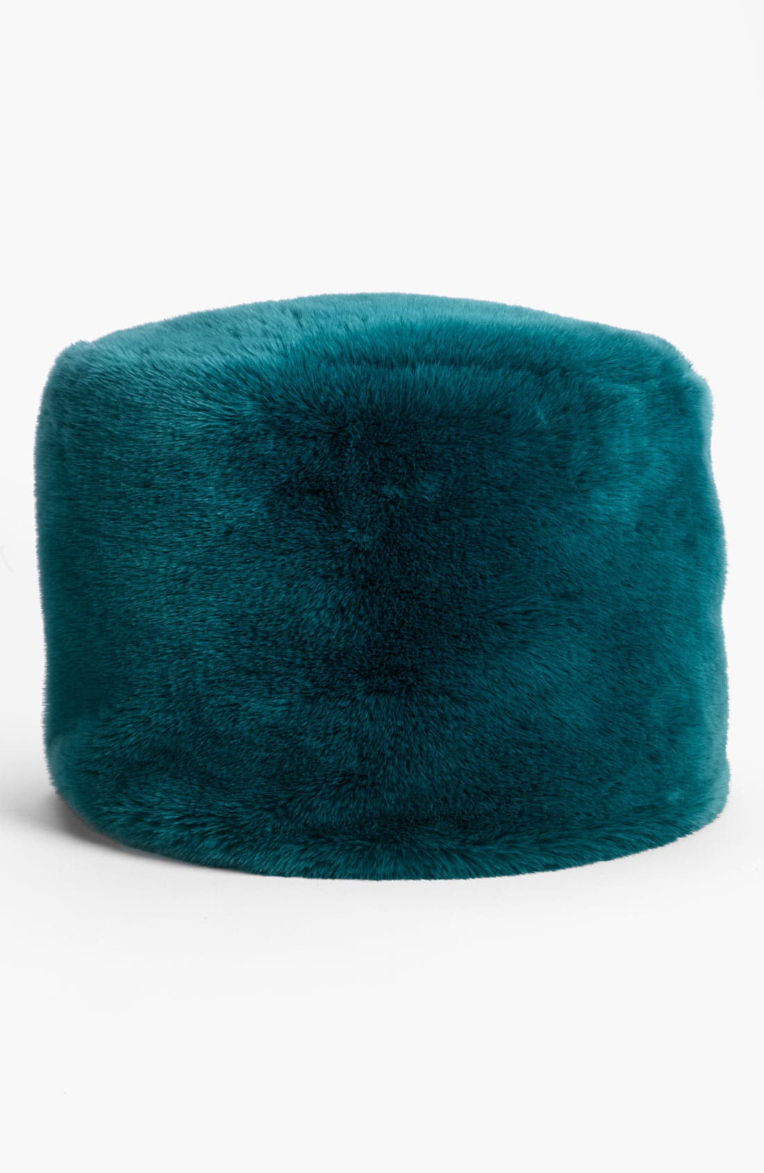 Alternate Image 1 Selected - Nordstrom at Home 'Jolly' Faux Fur Pouf