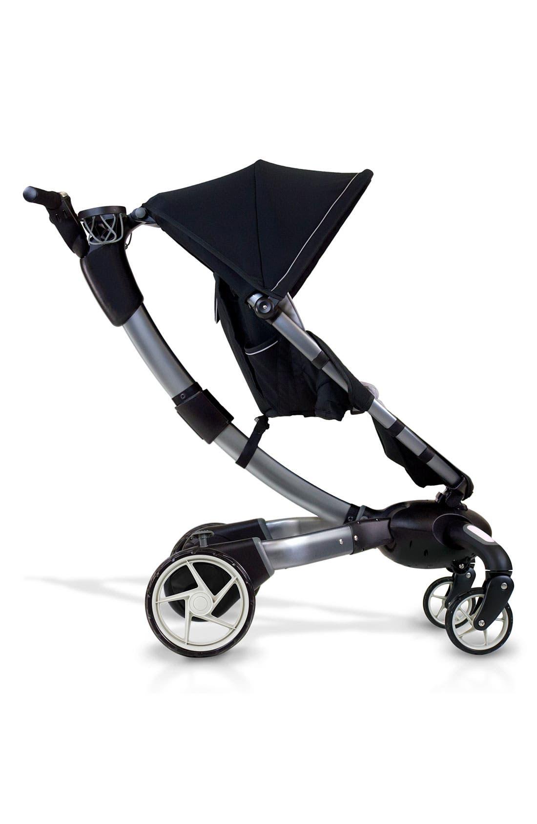 Alternate Image 2  - 4moms 'Origami' Stroller, Color Kit & Graco Car Seat Adaptor