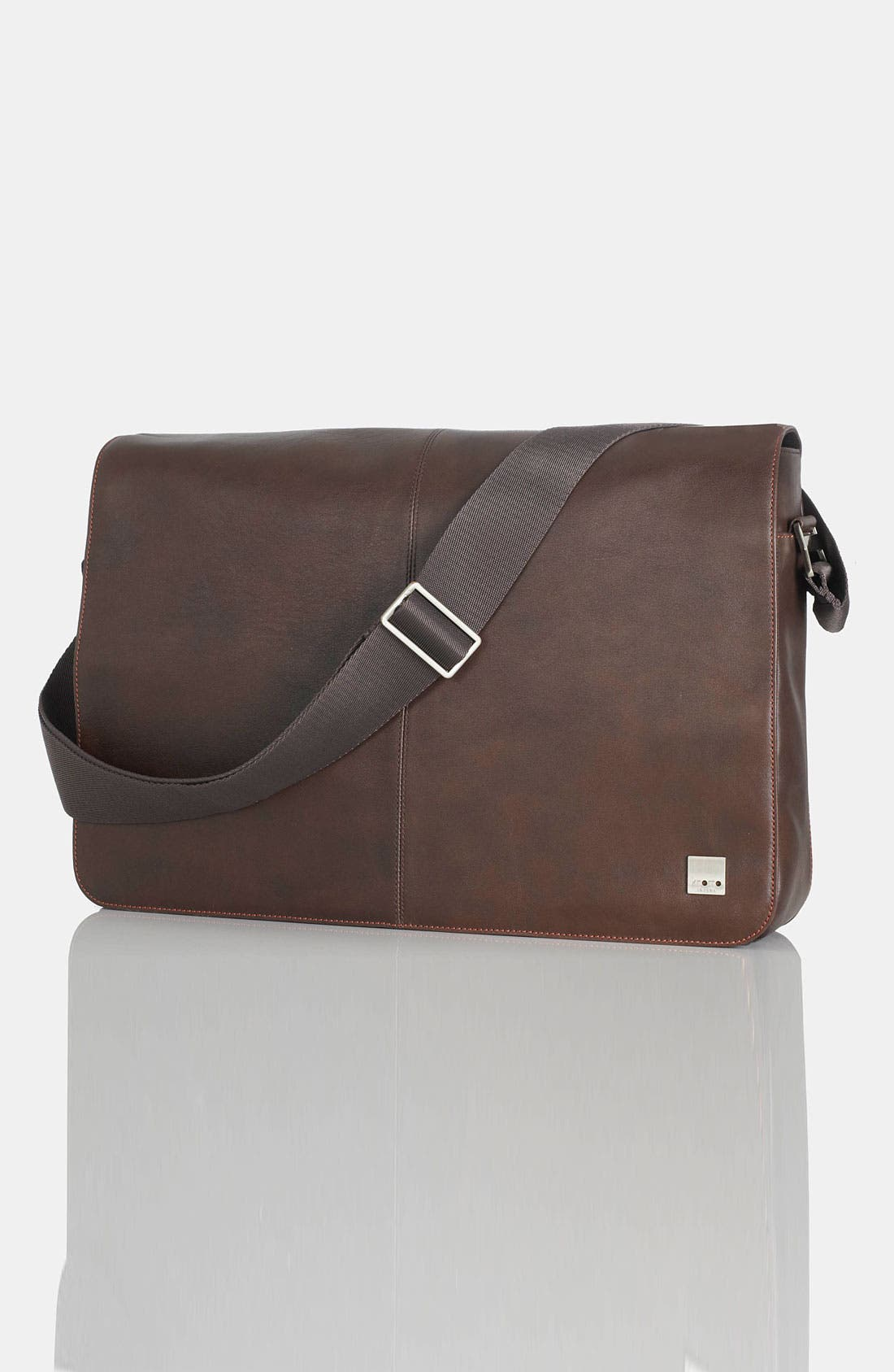 Main Image - KNOMO London 'Bungo' 17 Inch Messenger Bag