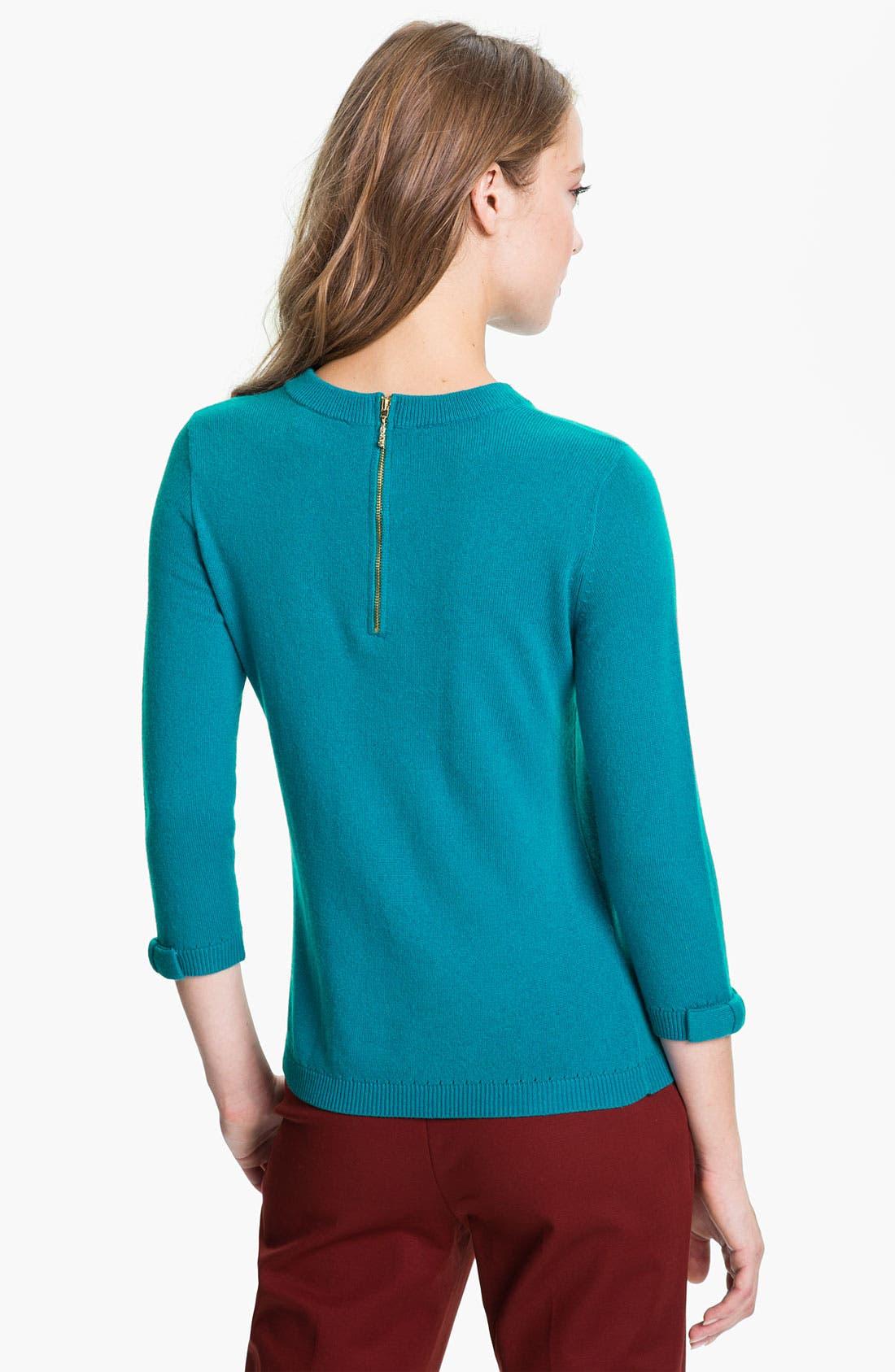 Alternate Image 2  - kate spade new york 'arianna' sweater