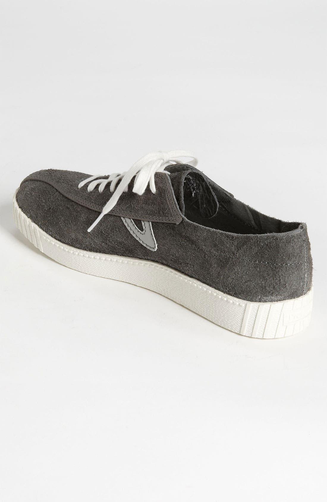 Alternate Image 2  - Tretorn 'Nylite' Reverse Leather Sneaker