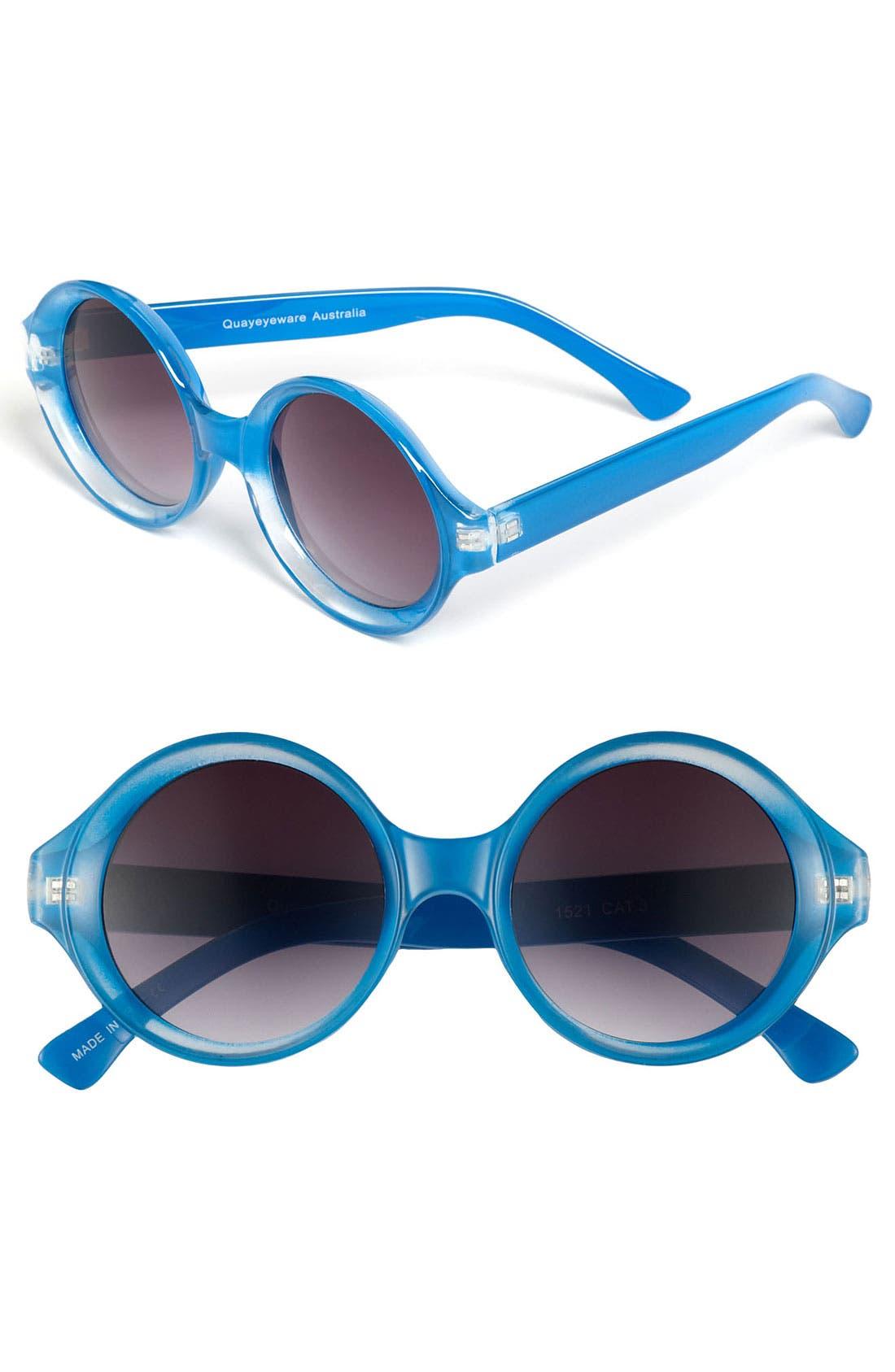 Main Image - Quay Sunglasses