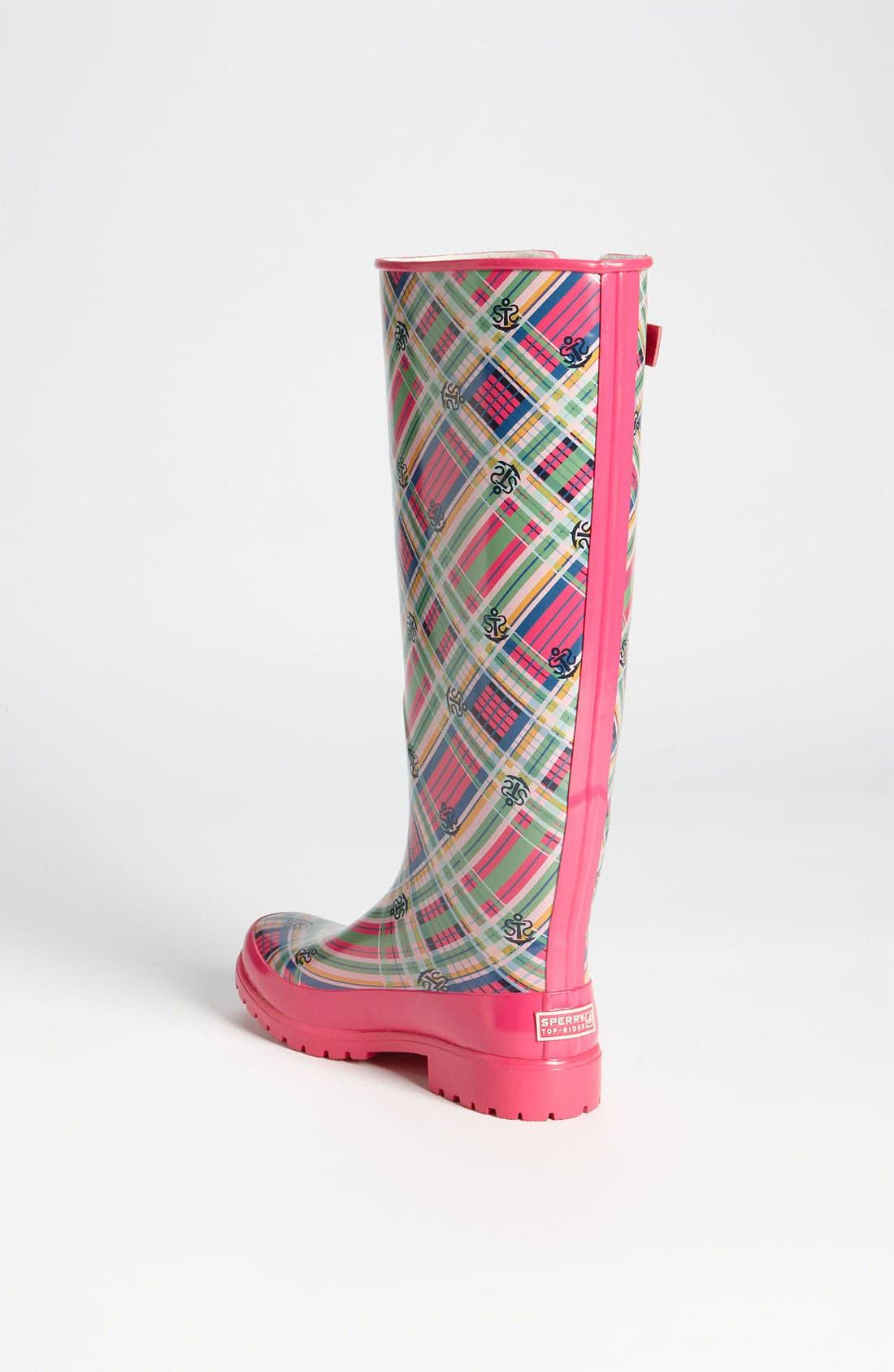 Alternate Image 2  - Sperry Top-Sider® 'Pelican Too' Rain Boot (Women)