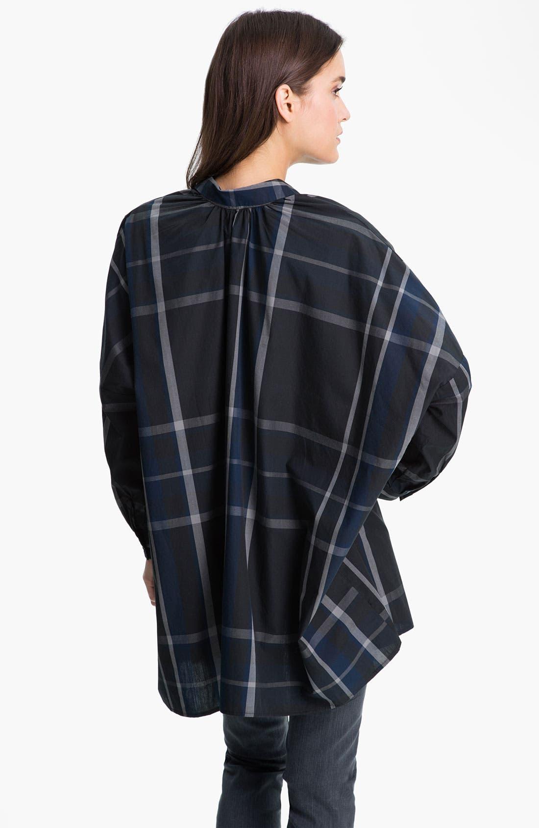 Alternate Image 2  - ELEVENPARIS 'Melvil' Oversized Plaid Shirt