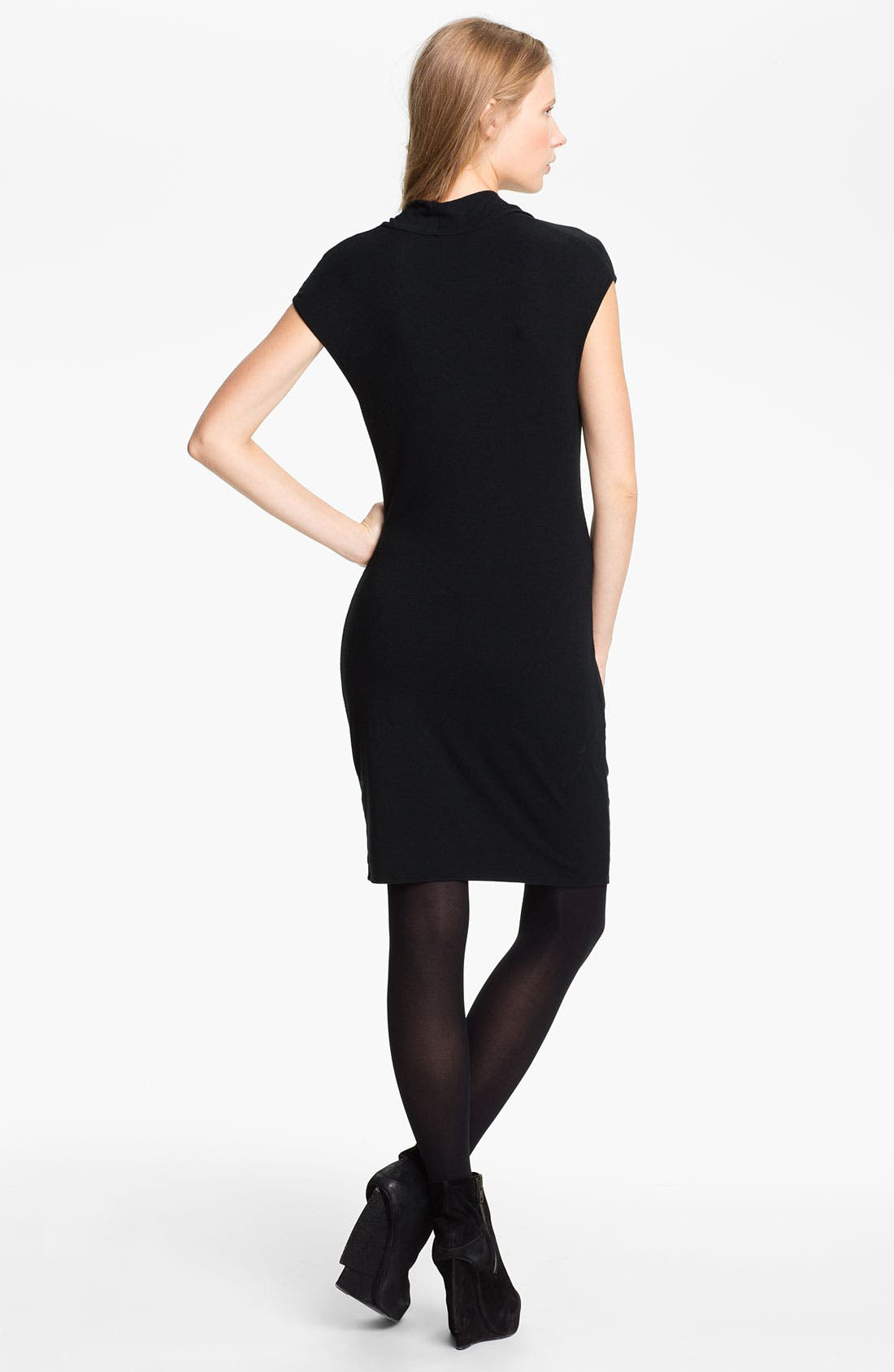 Alternate Image 2  - HELMUT Helmut Lang 'Nova' Cowl Neck Jersey Dress