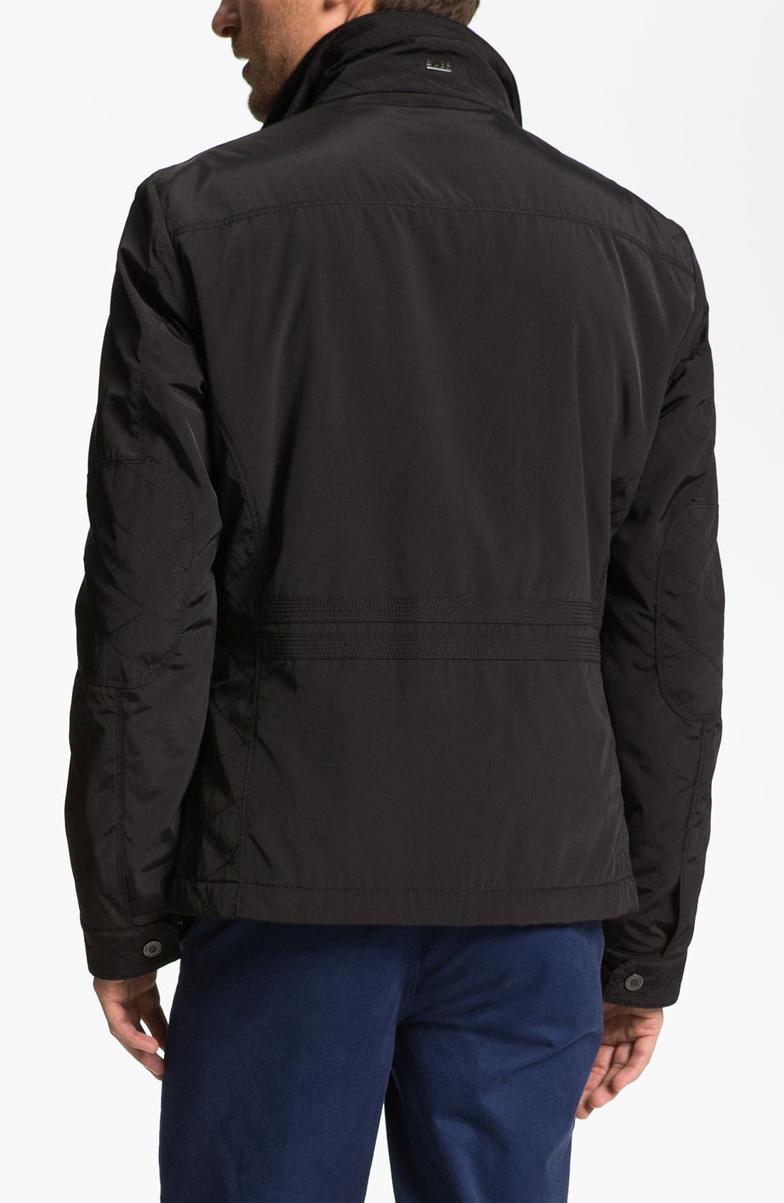 Alternate Image 2  - BOSS Black 'Cosey' Trim Fit Jacket