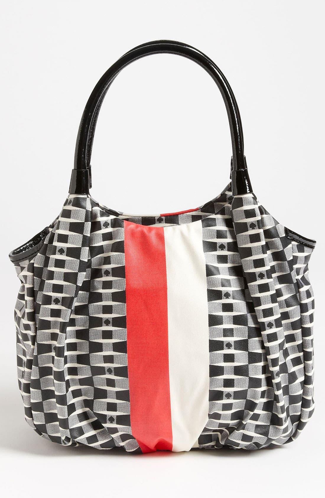 Alternate Image 4  - kate spade new york 'signature spade - small karen' shoulder bag