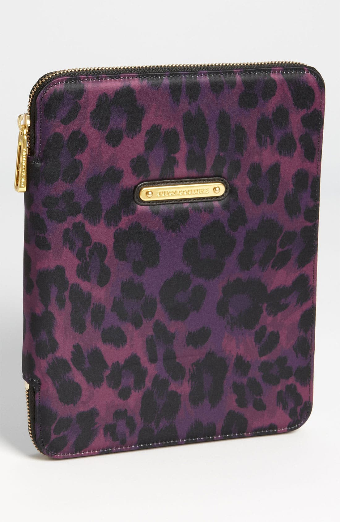 Alternate Image 1 Selected - Juicy Couture Leopard Print iPad 3 Case
