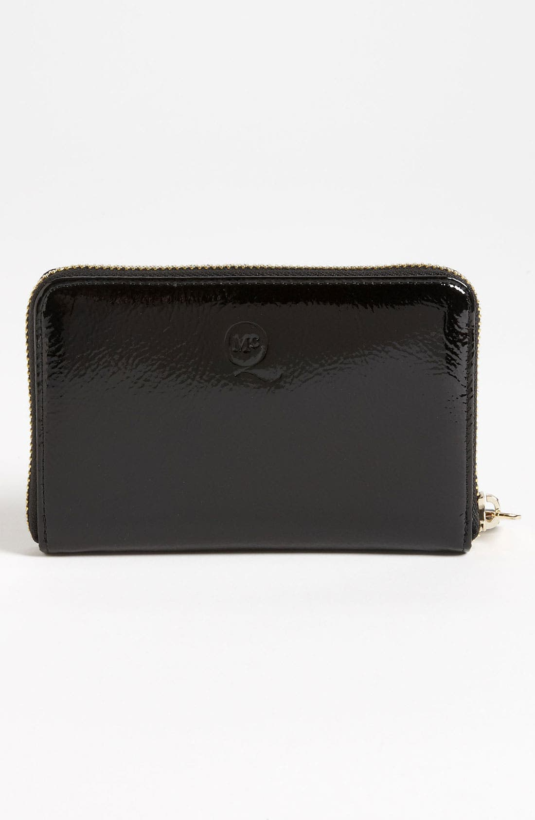 Alternate Image 4  - McQ by Alexander McQueen Patent Leather Wallet