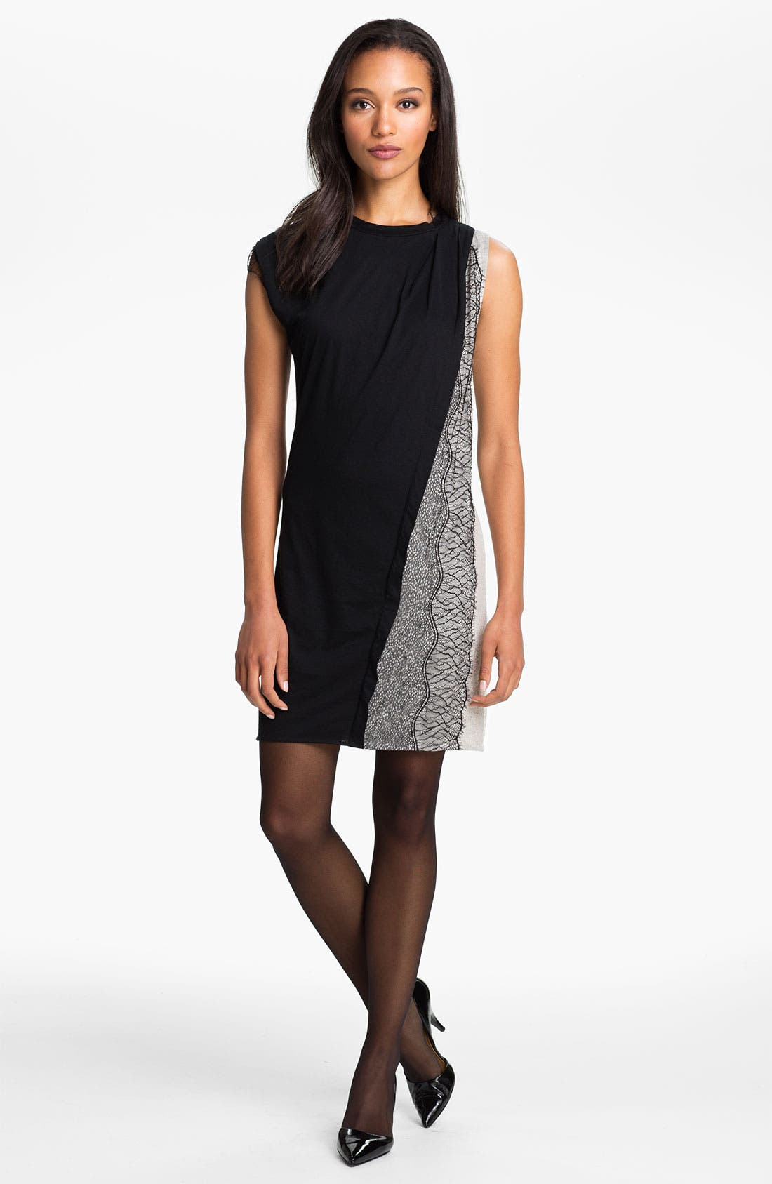 Alternate Image 1 Selected - 3.1 Phillip Lim Paneled Lace Dress