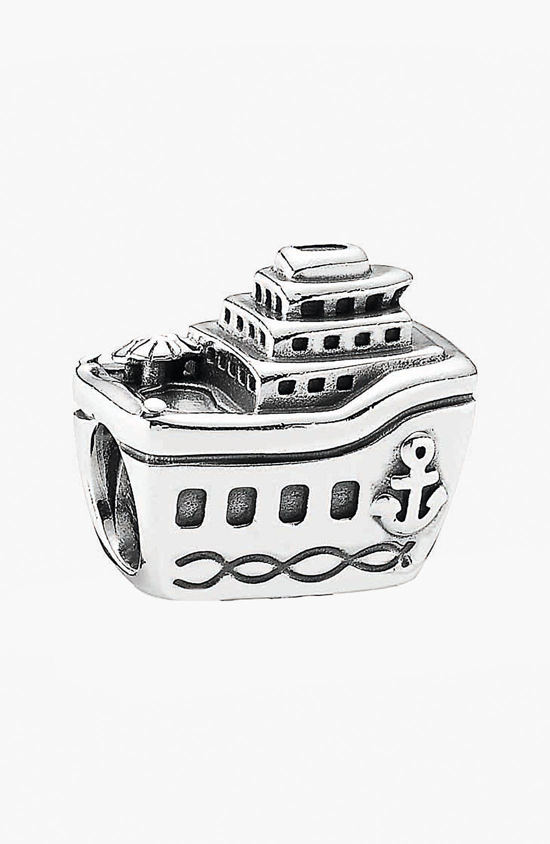Alternate Image 1 Selected - PANDORA 'All Aboard' Bead Charm