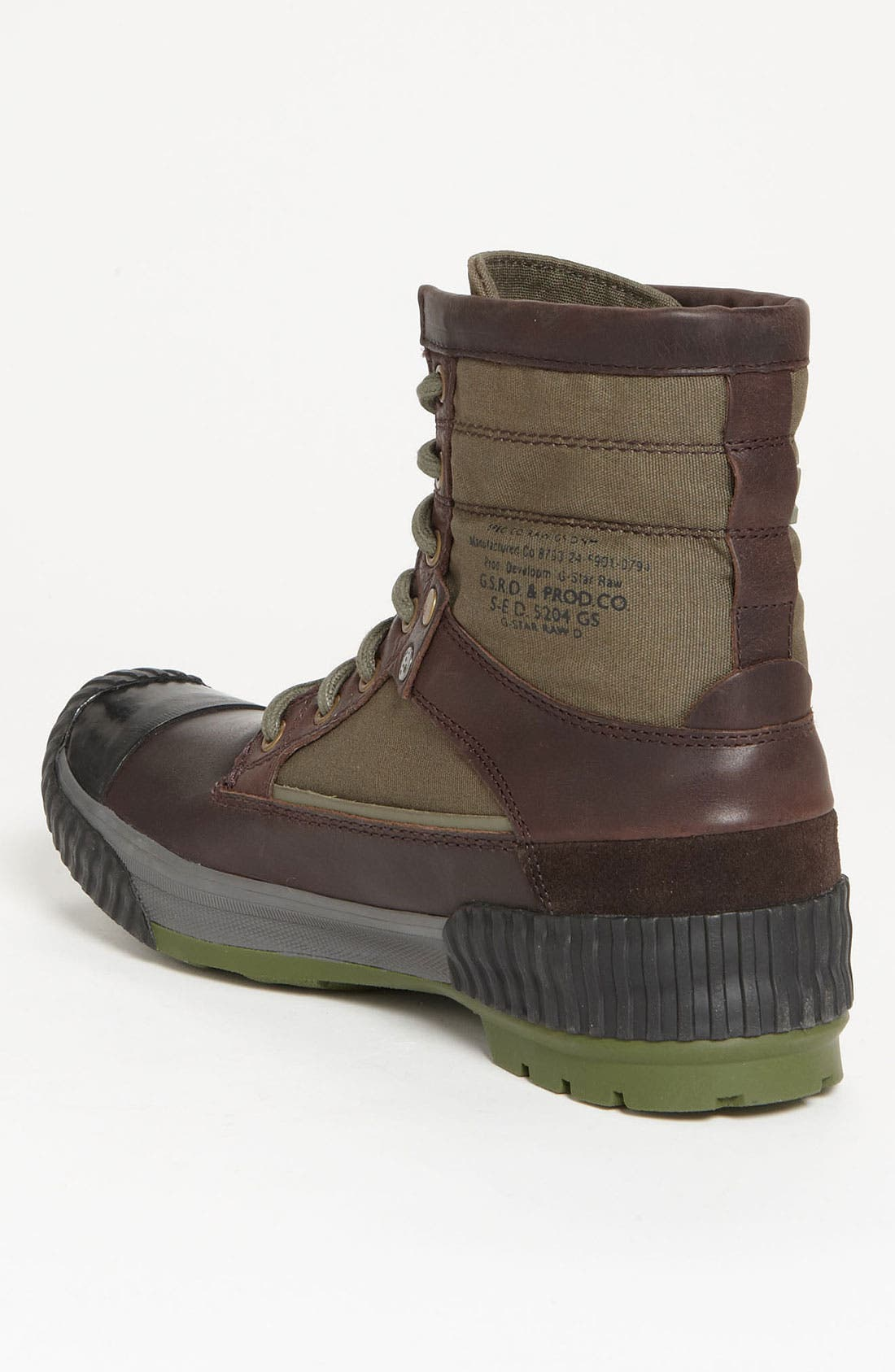 Alternate Image 2  - G-Star Raw 'Marker Mix' Boot