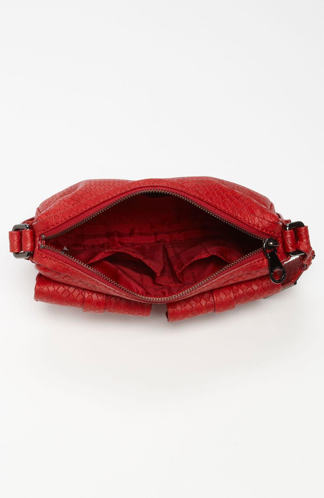 Alternate Image 3  - MARC BY MARC JACOBS 'Werdie' Snake Embossed Camera Bag