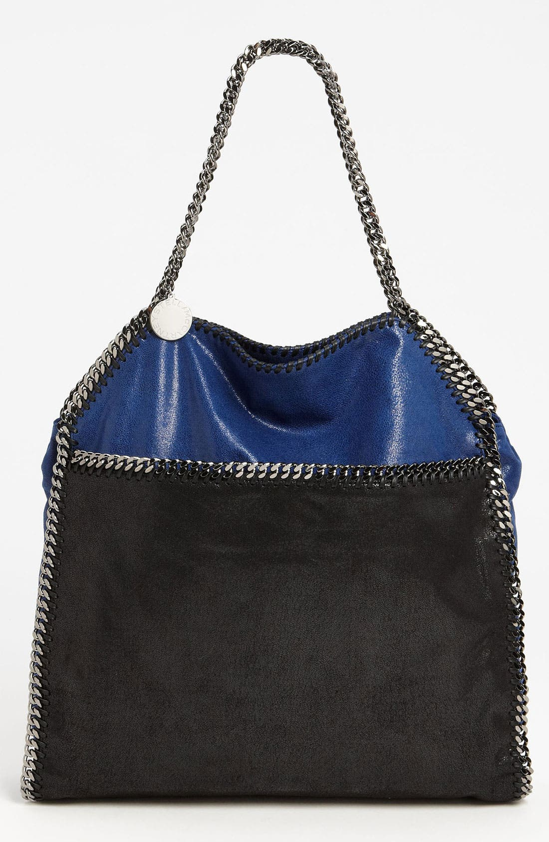 Main Image - Stella McCartney 'Falabella - Large' Shaggy Deer Tote