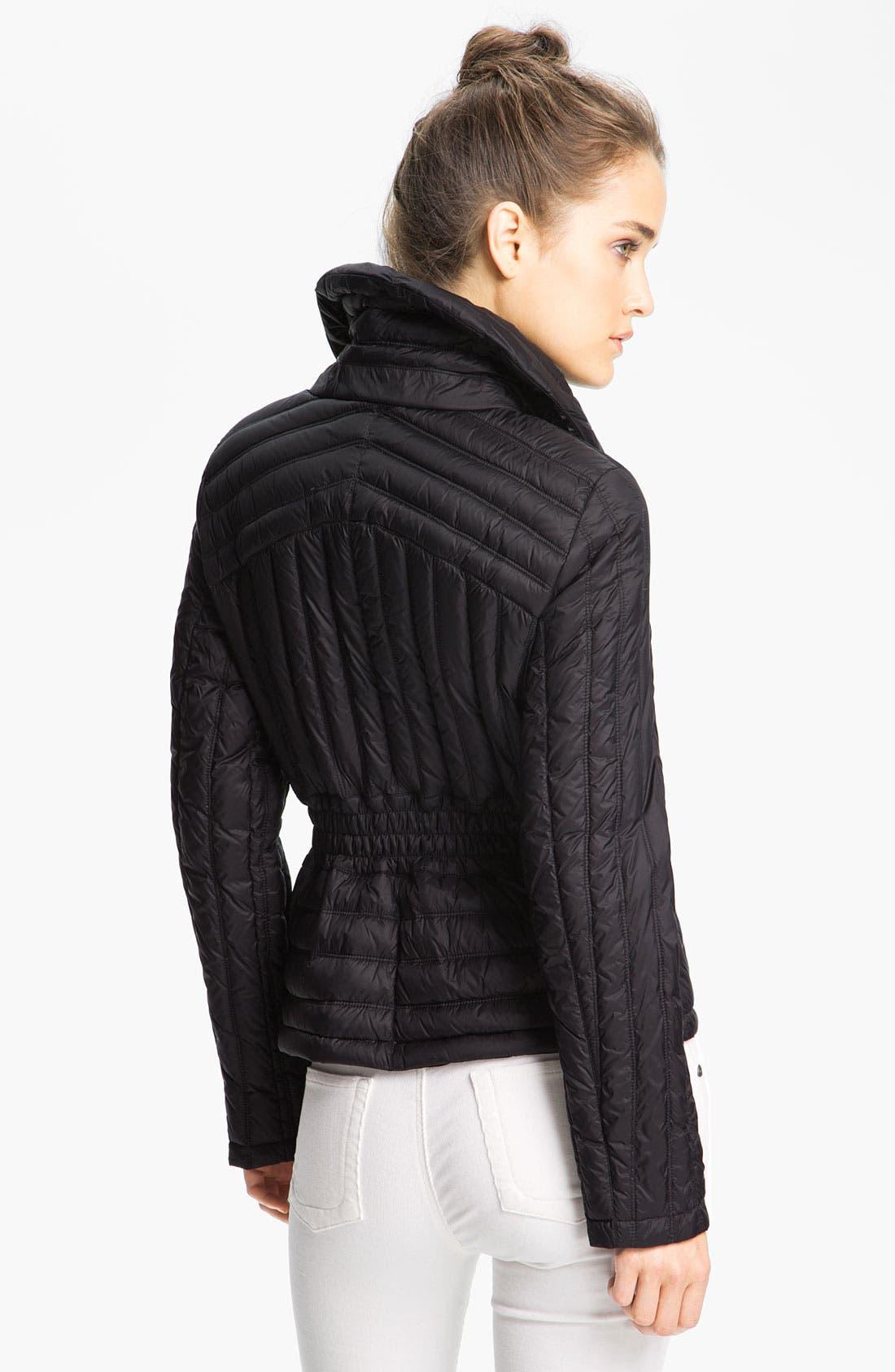 Alternate Image 2  - MICHAEL Michael Kors Packable Down Jacket