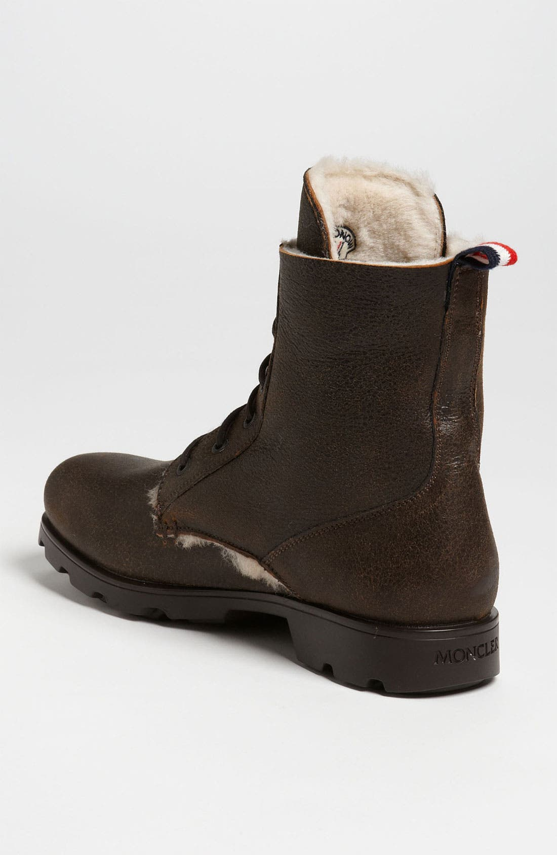 Alternate Image 2  - Moncler 'Vancouver' Shearling Boot