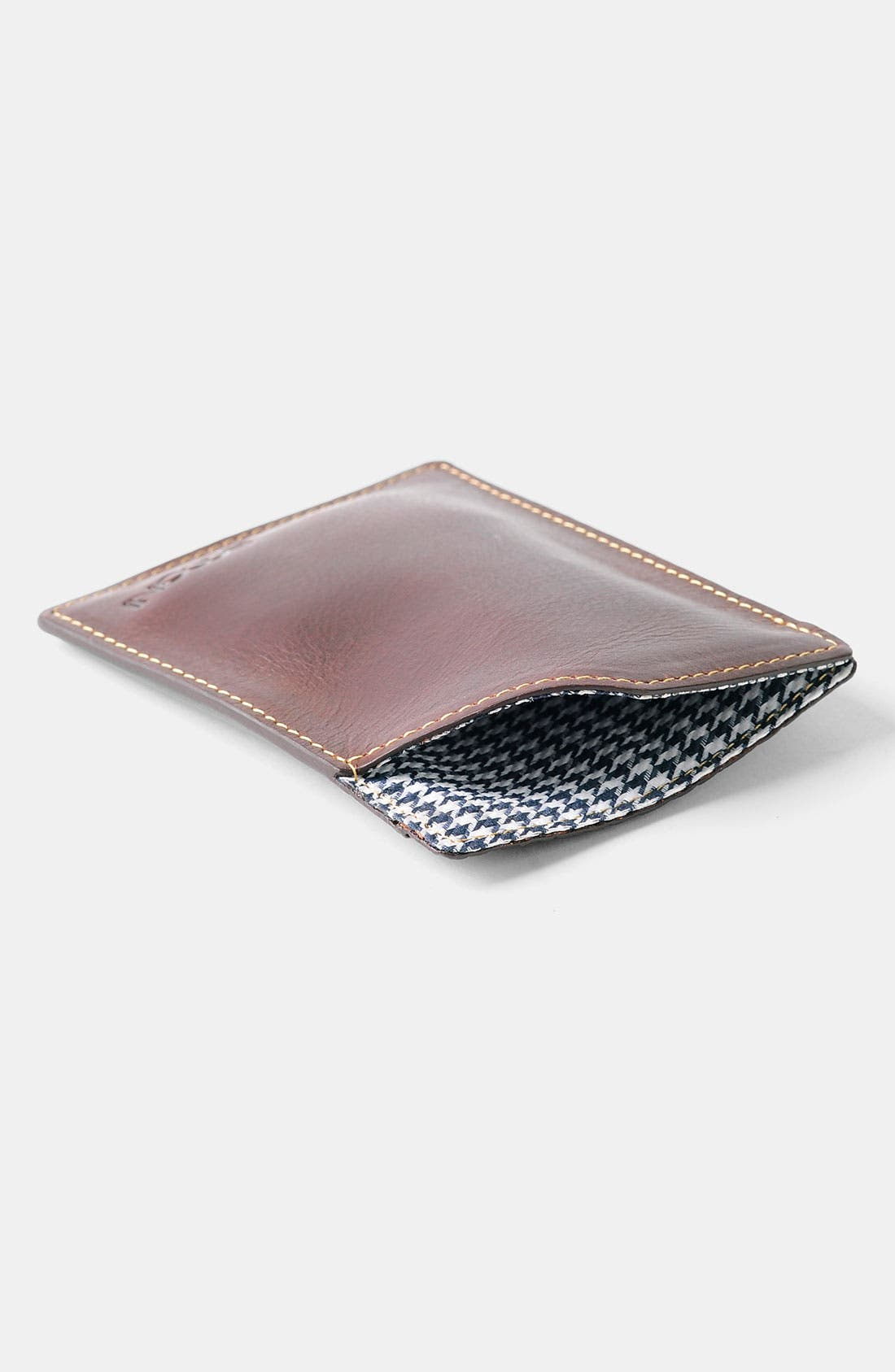 Alternate Image 3  - Boconi 'Bryant' RFID Blocker Card Case