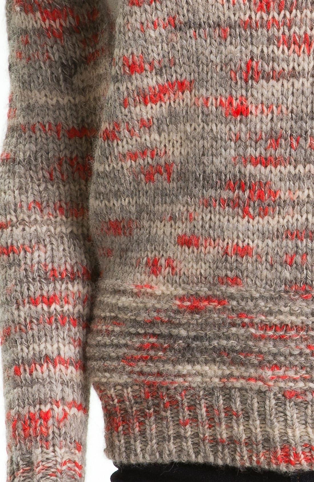 Alternate Image 3  - Theory 'Jaidyn B.' Marled Sweater (Online Exclusive)
