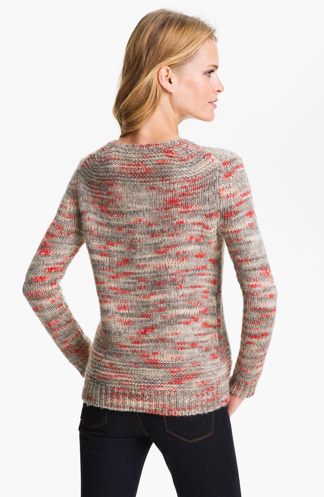Alternate Image 2  - Theory 'Jaidyn B.' Marled Sweater (Online Exclusive)
