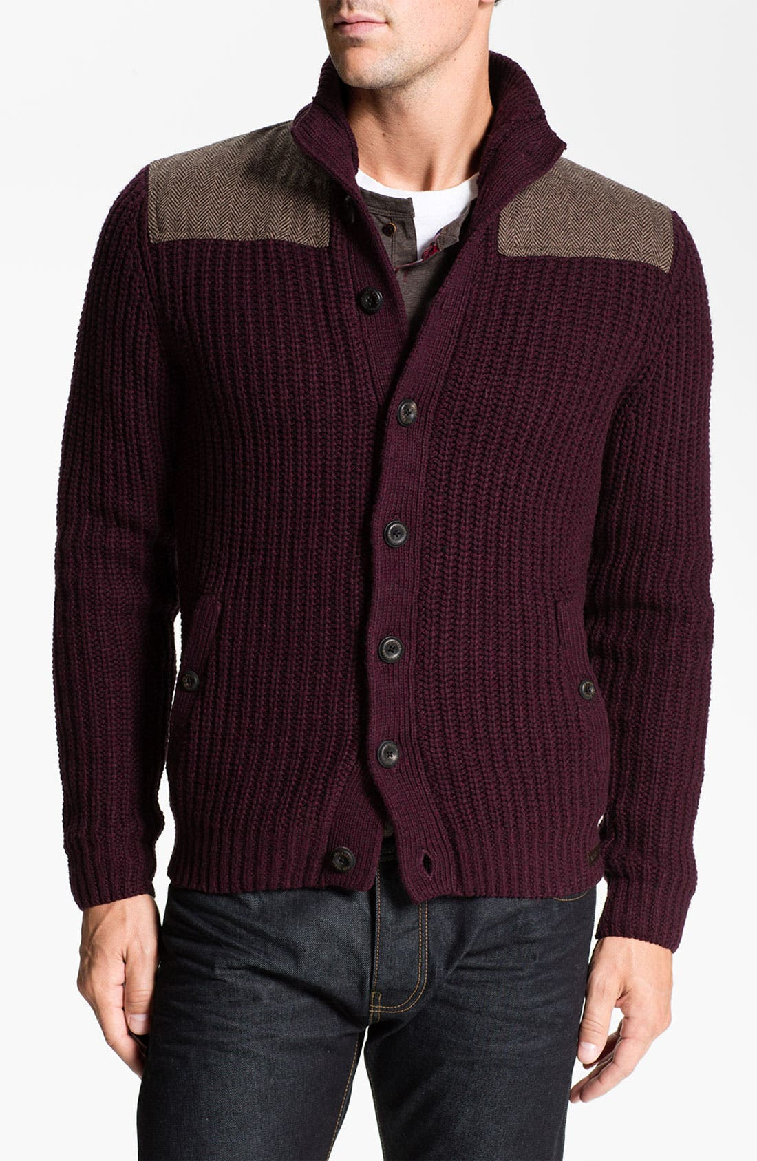Main Image - Ted Baker London 'Princiz' Knit Cardigan