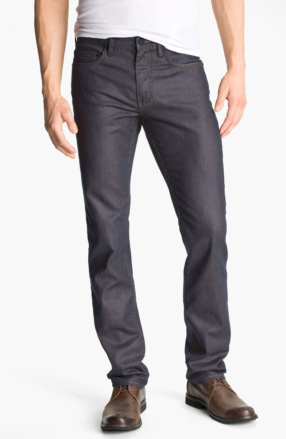 Alternate Image 2  - MARC BY MARC JACOBS Slim Fit Jeans (Indigo)