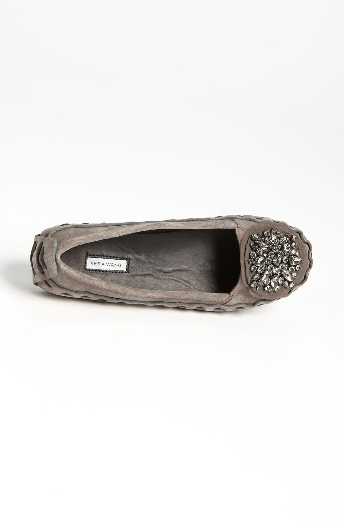 Alternate Image 3  - Vera Wang Footwear 'Indigo' Flat