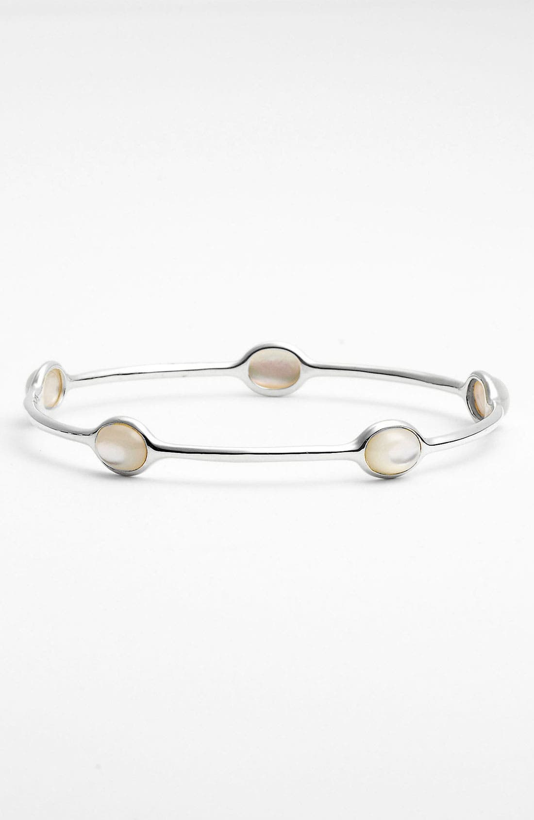 Alternate Image 1 Selected - Ippolita 'Scultura' 5-Station Stone Bangle