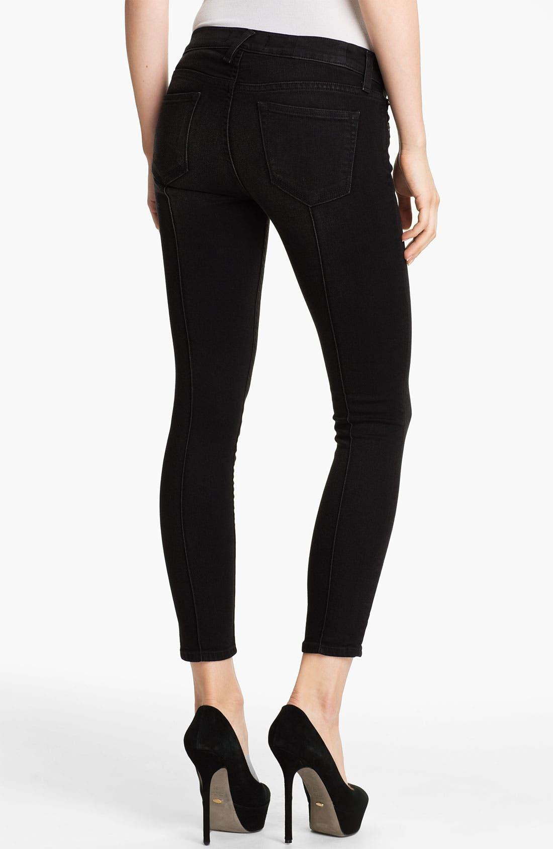 Alternate Image 1 Selected - TEXTILE Elizabeth and James 'Benny' Skinny Jeans