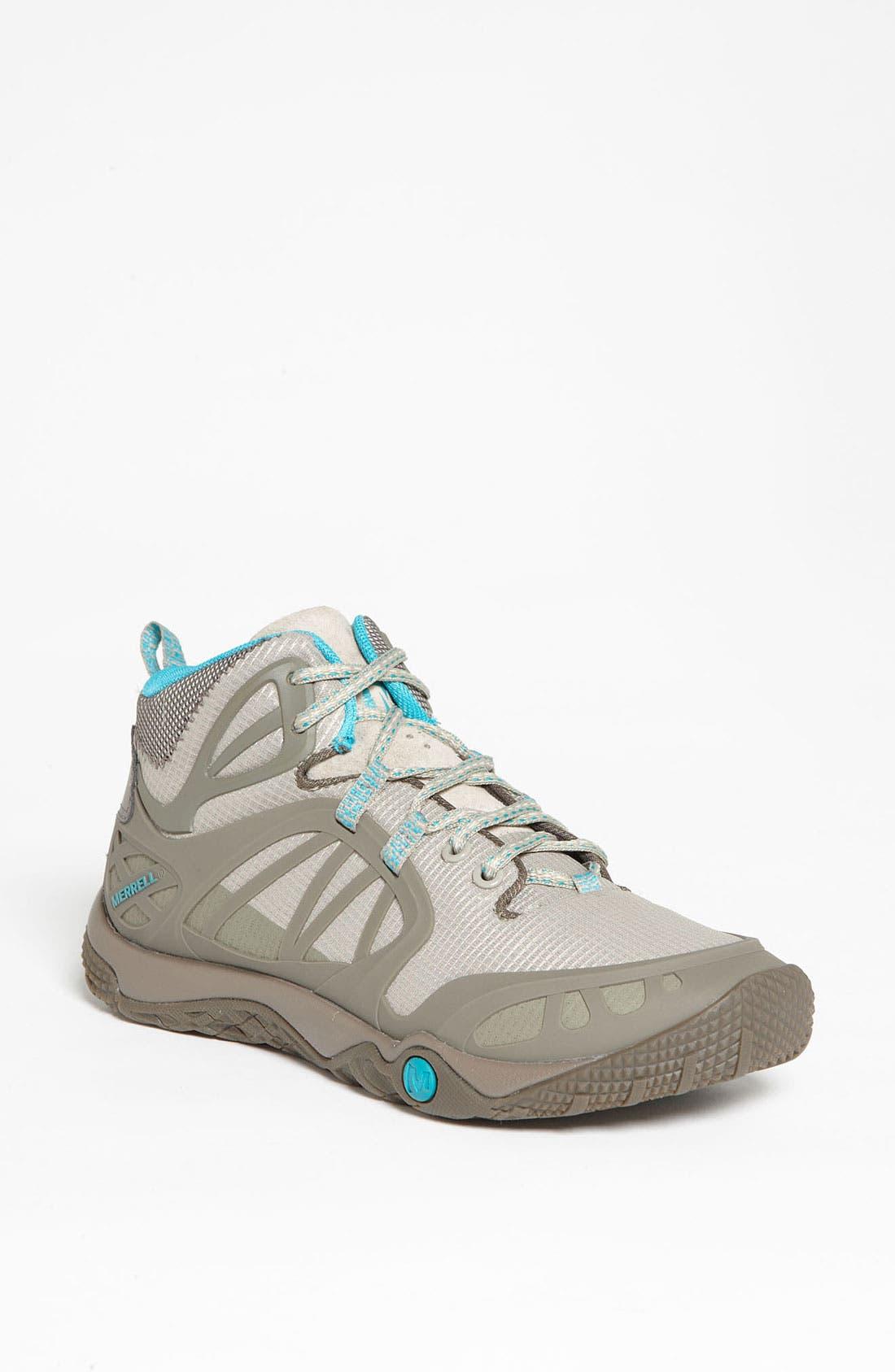 Main Image - Merrell 'Proterra Vim Mid' Walking Shoe (Women)