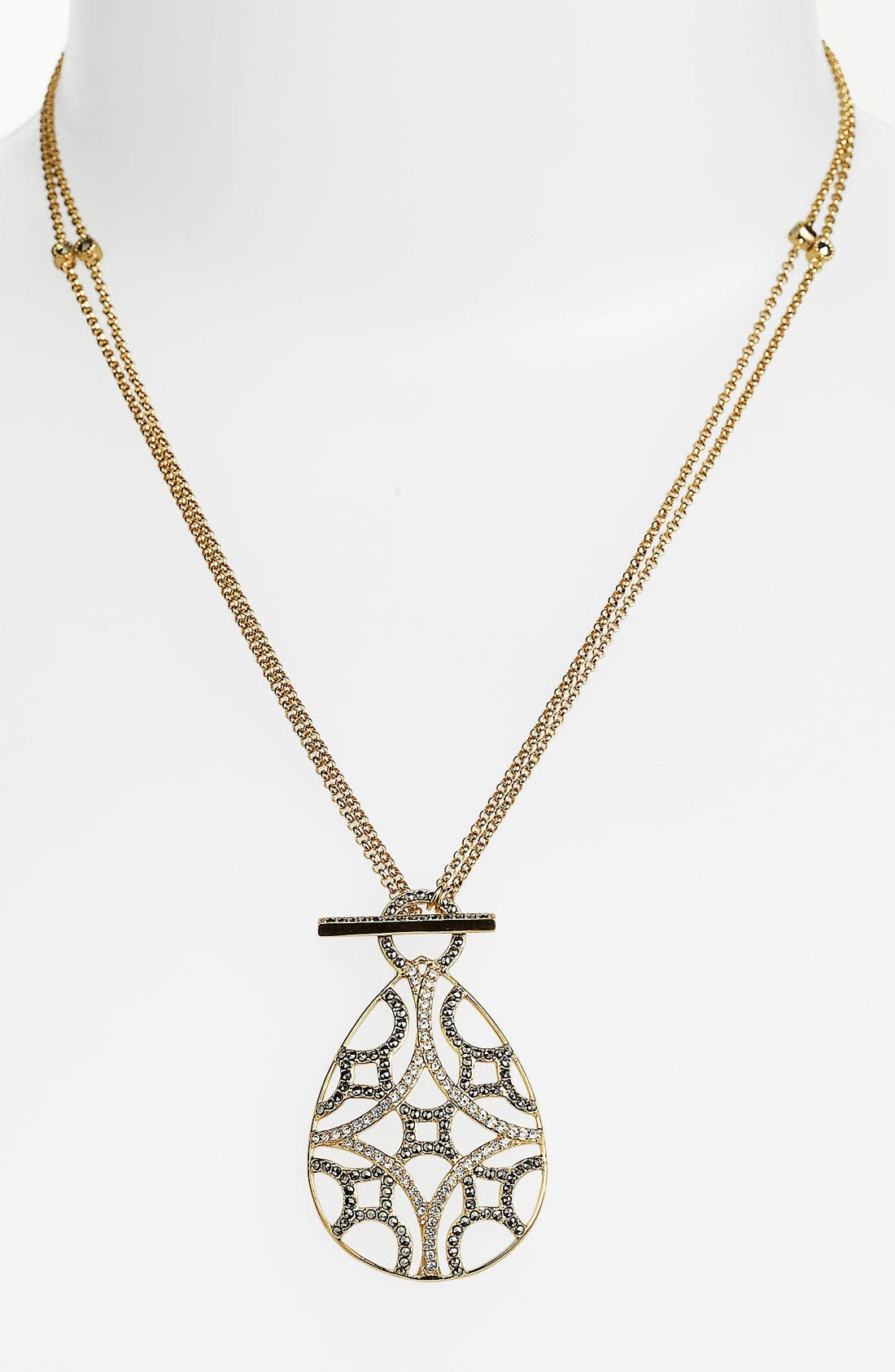Alternate Image 1 Selected - Judith Jack 'Matrix' Convertible Pendant Necklace