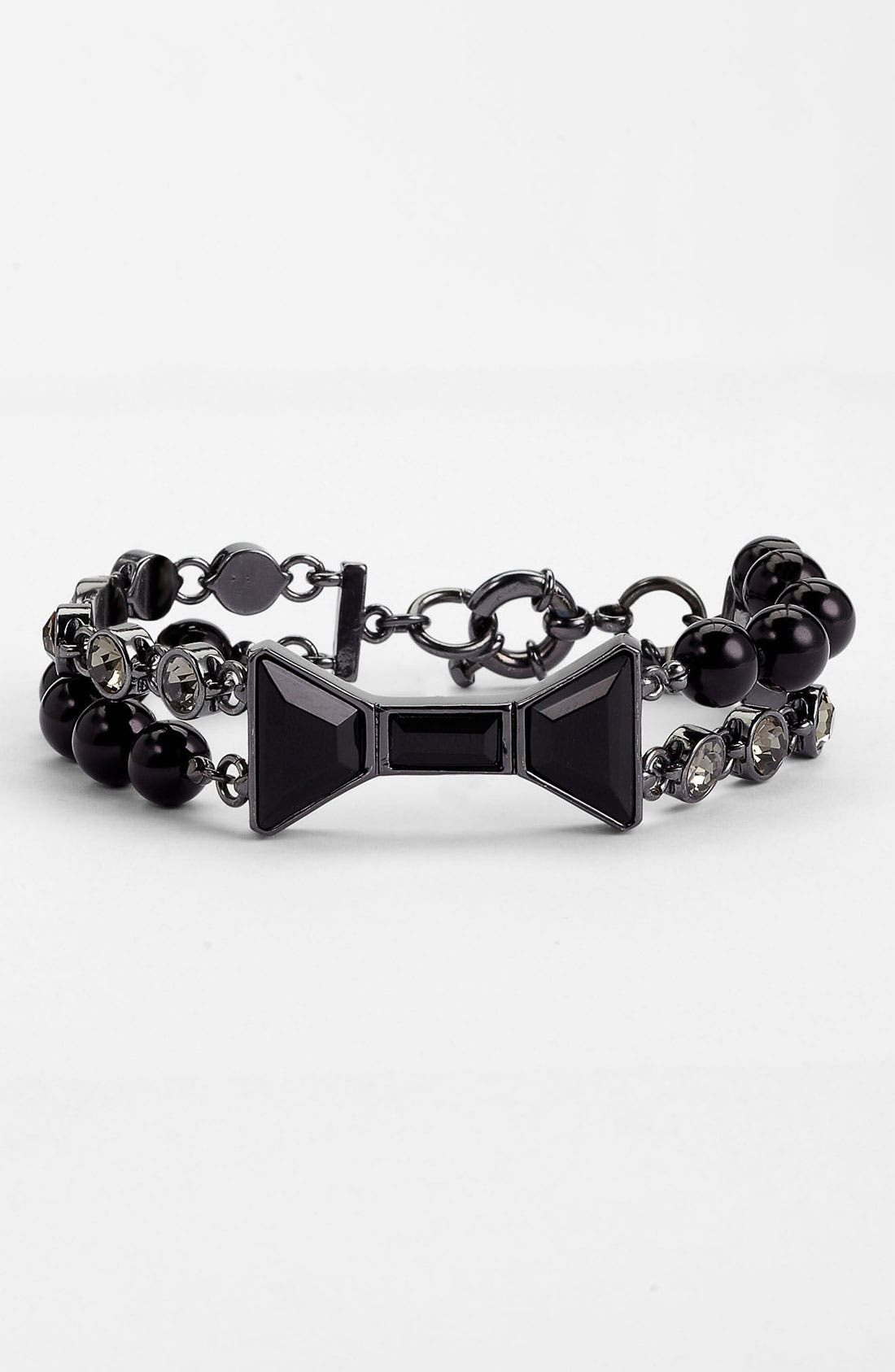 Alternate Image 1 Selected - MARC BY MARC JACOBS ID Bracelet