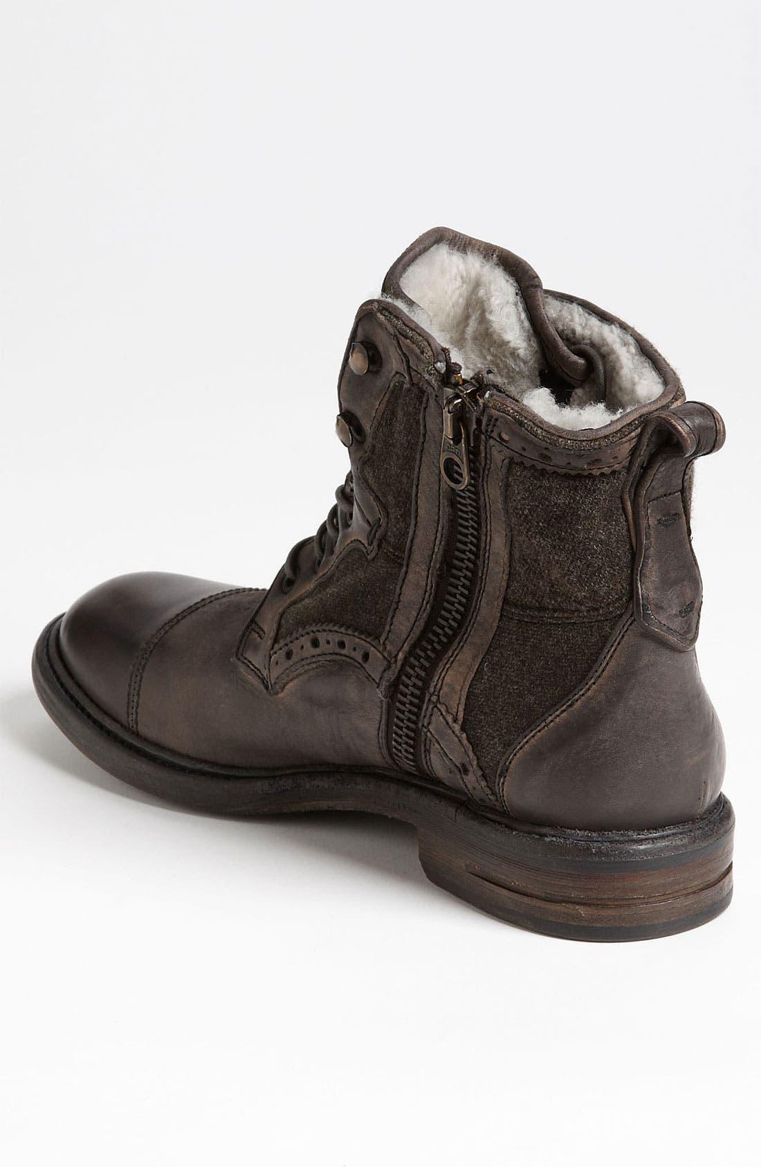Alternate Image 2  - UGG® Collection 'Malden' Cap Toe Boot (Men)
