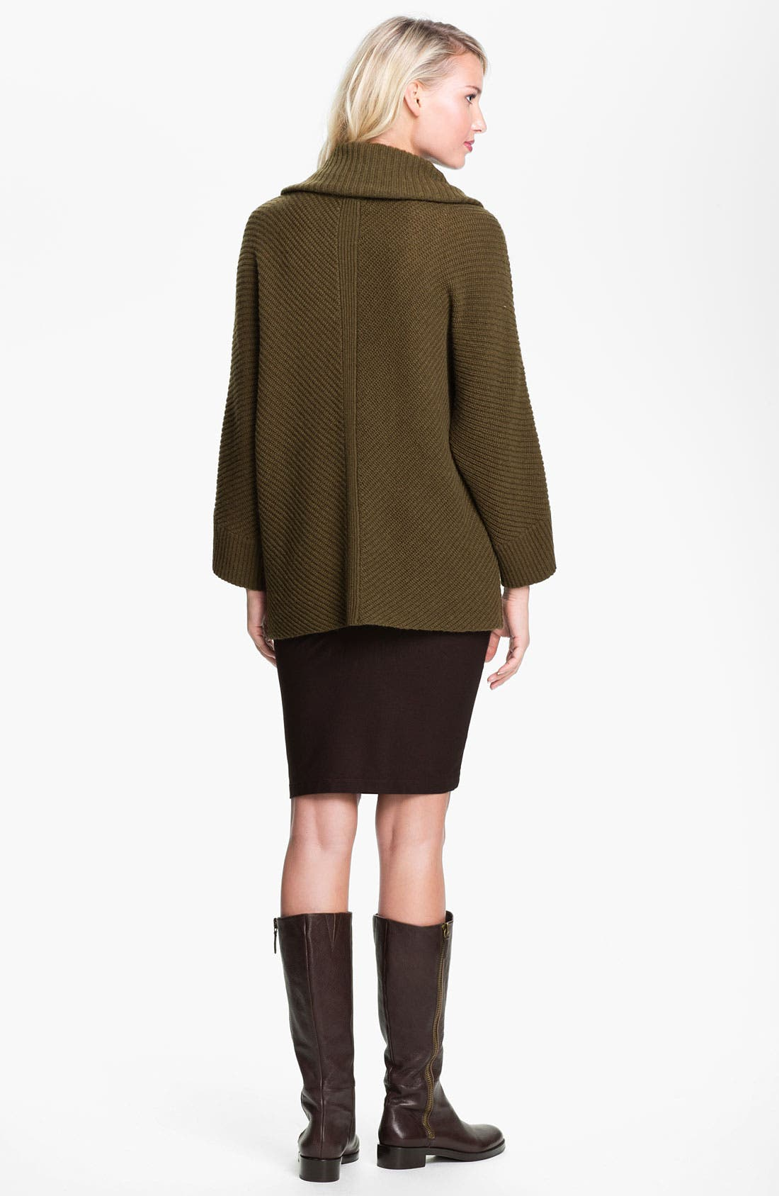 Alternate Image 5  - Eileen Fisher Supersoft Cowl Neck Sweater
