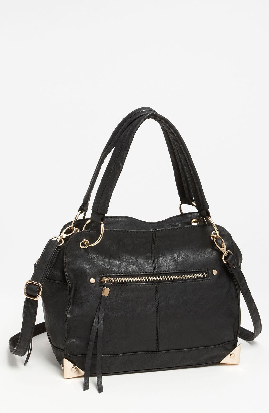 Alternate Image 4  - Cesca 'Four Corners' Satchel (Online Only)