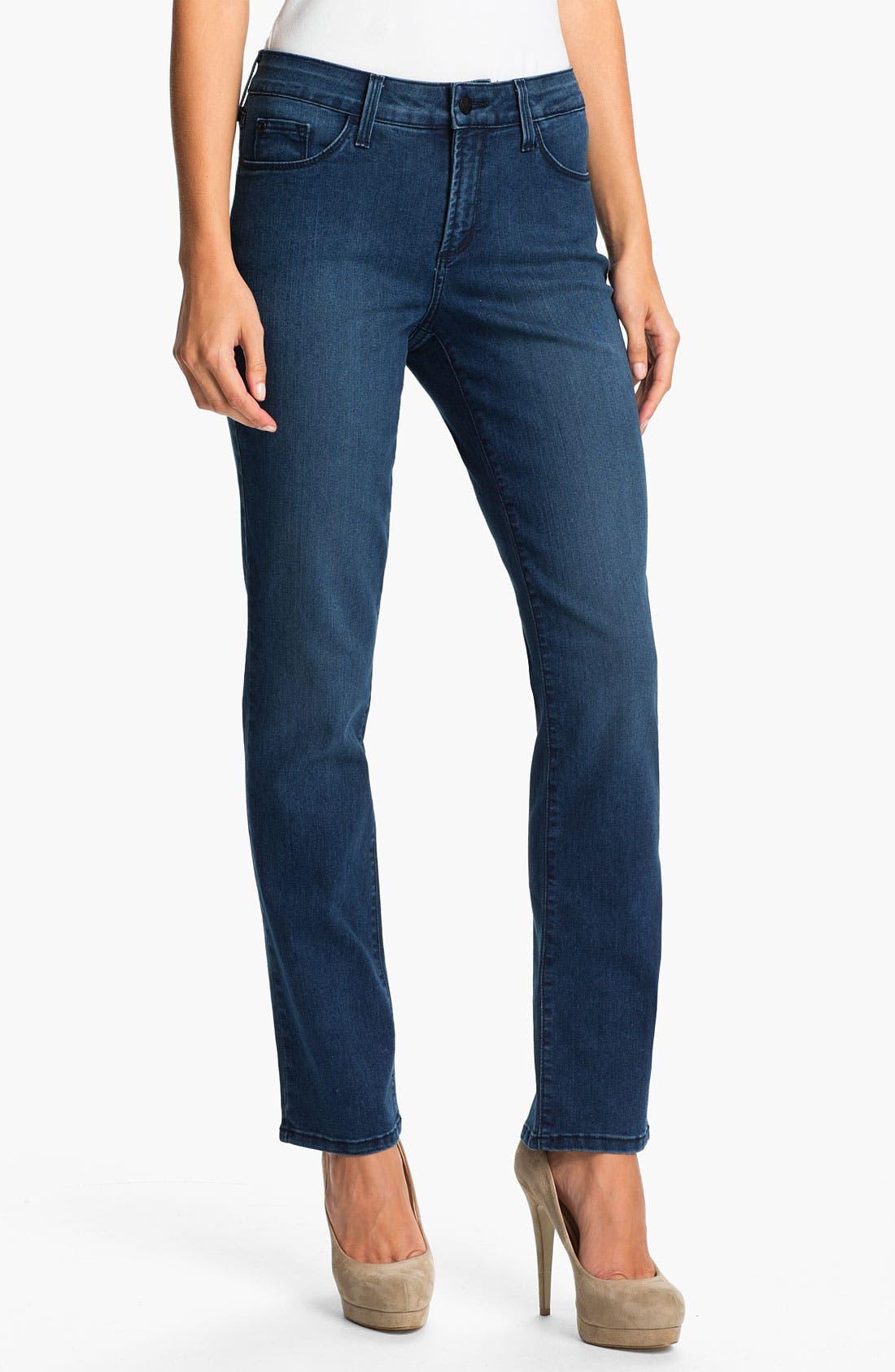 Alternate Image 1 Selected - NYDJ 'Sheri' Skinny Jeans