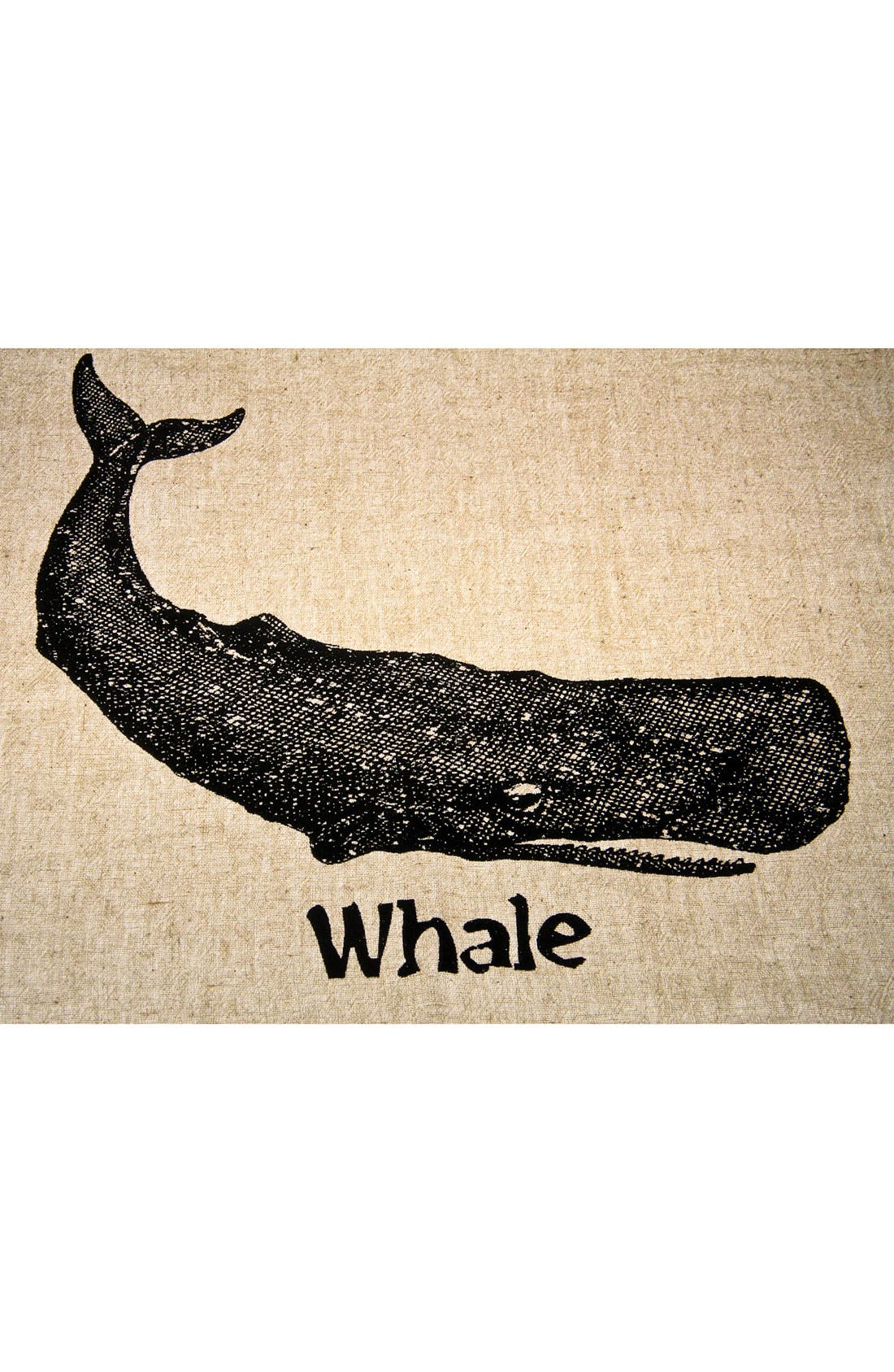 Alternate Image 1 Selected - Blithe and Bonny 'Whale' Dish Towels