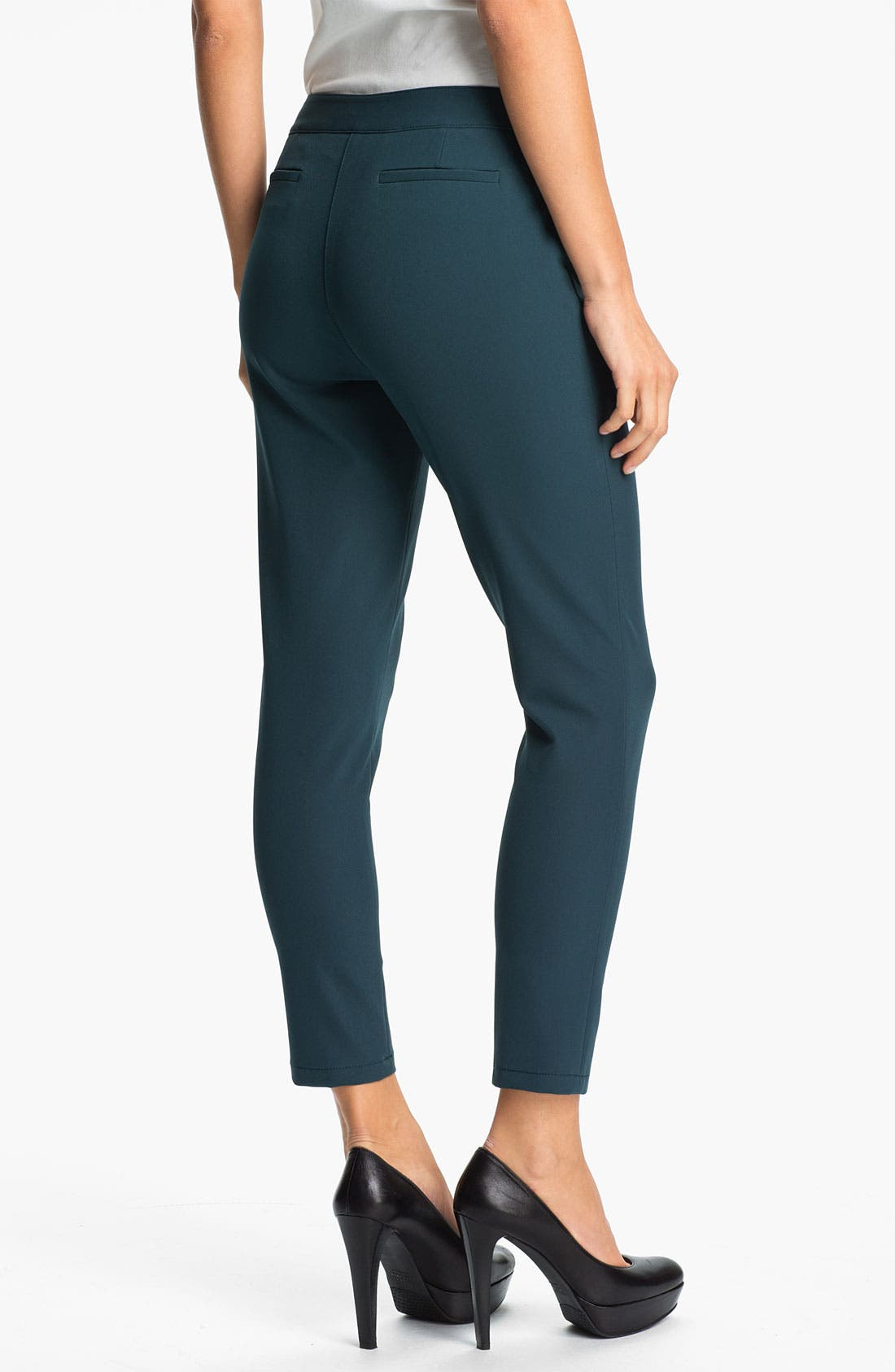 Alternate Image 2  - Kenneth Cole New York 'Paige' Tech Pants (Petite)