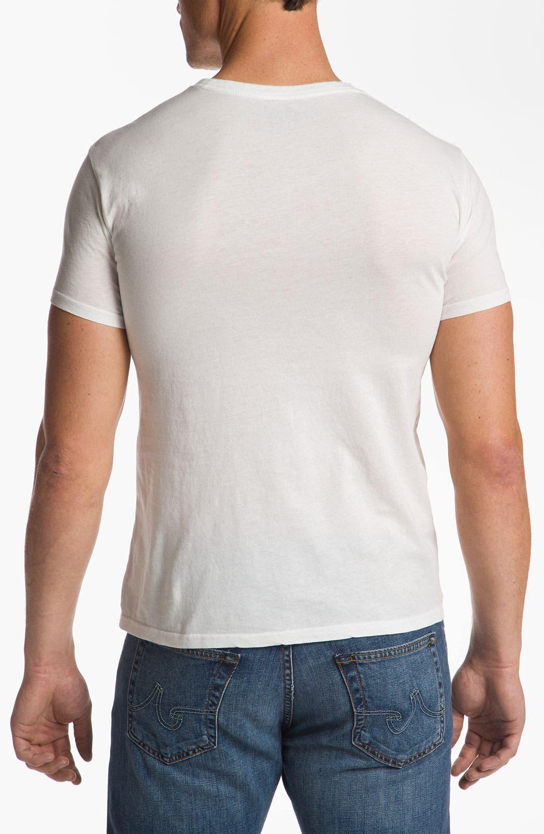 Alternate Image 2  - The Original Retro Brand 'Pittsburg Panthers' T-Shirt