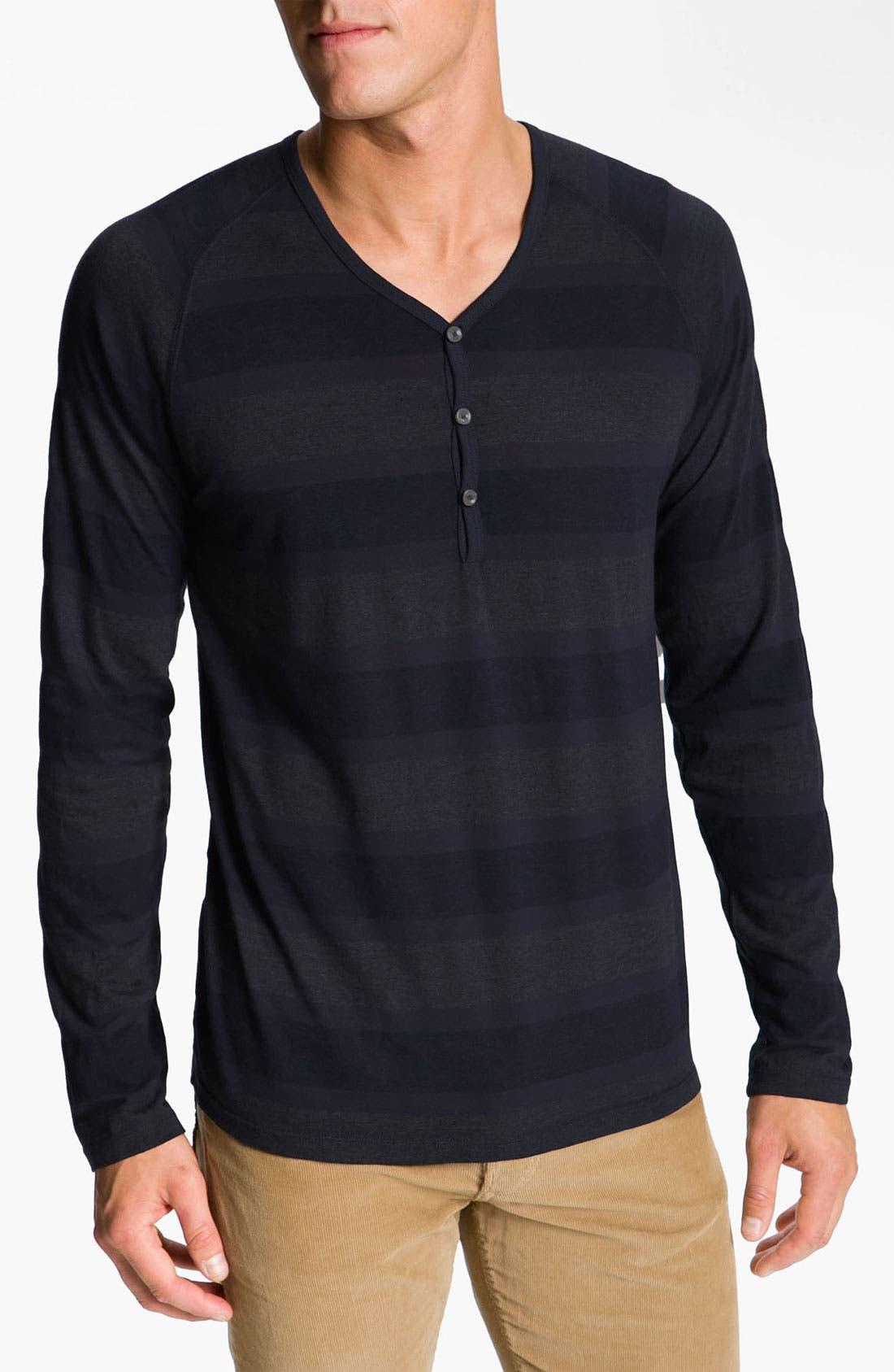 Alternate Image 1 Selected - NSF Clothing 'Laken' V-Neck Henley