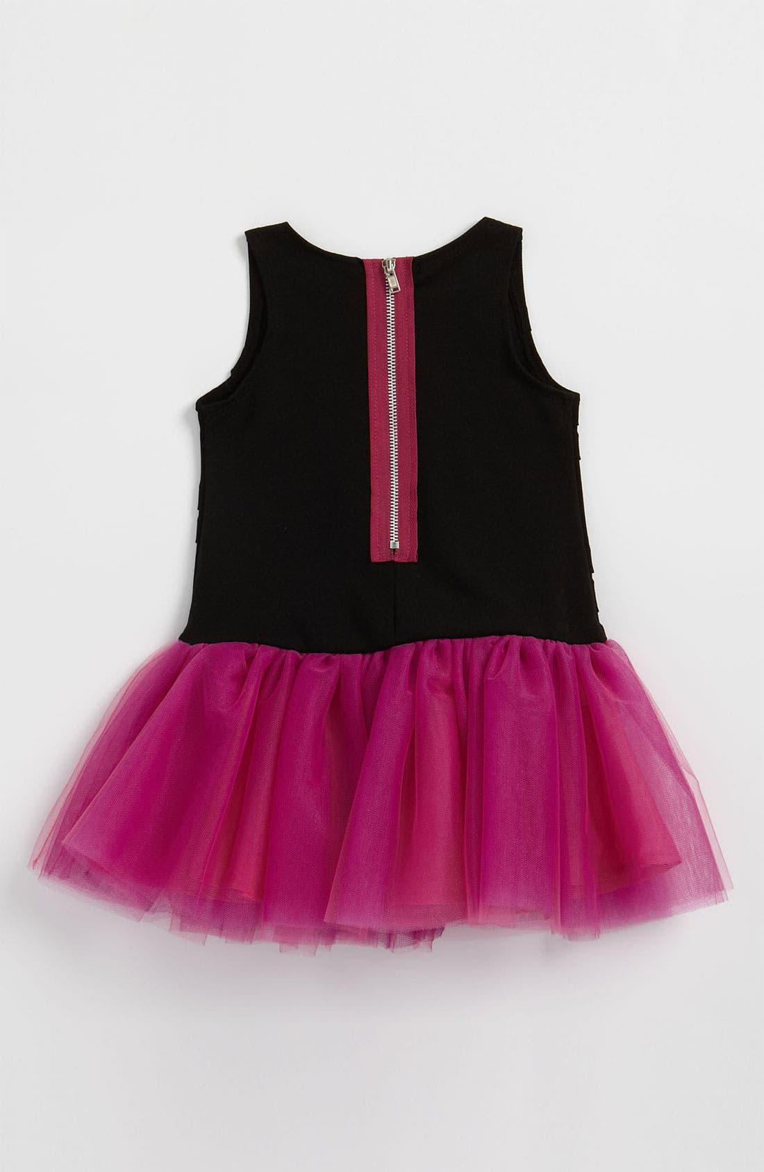 Alternate Image 2  - Biscotti 'Ballerina' Dress (Toddler)