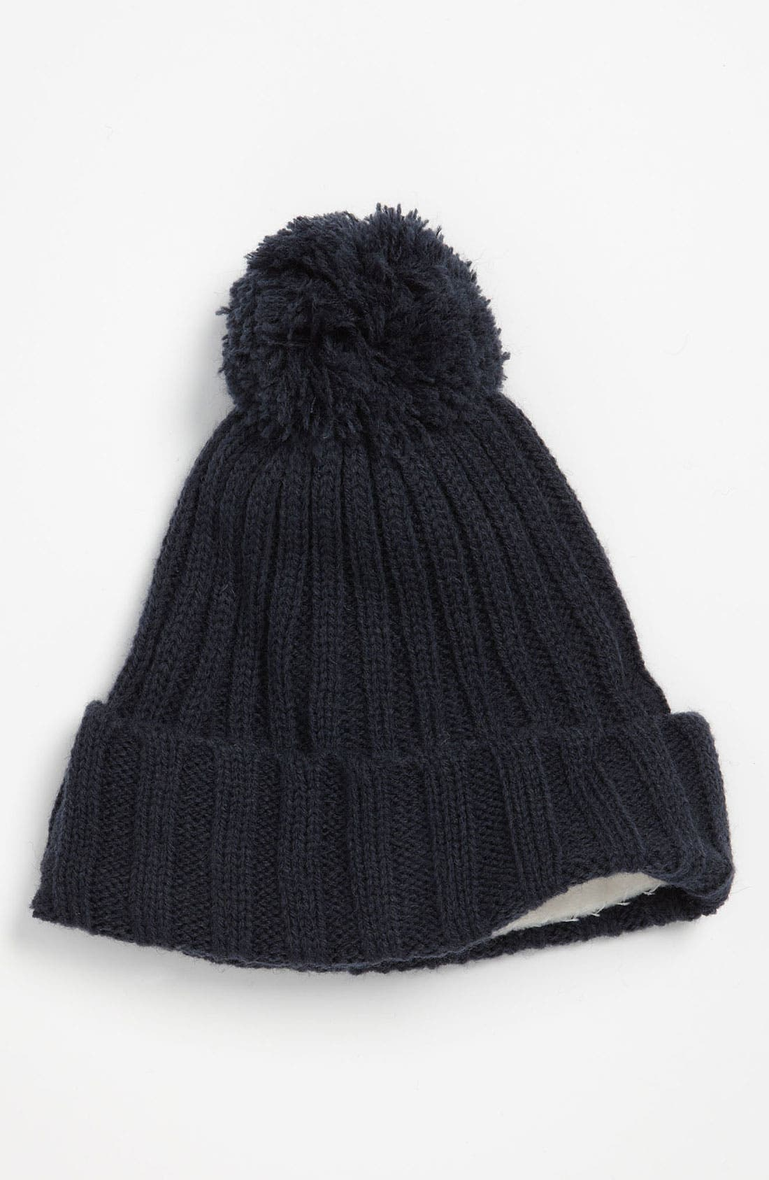 Alternate Image 1 Selected - United Colors of Benetton Kids Lined Hat (Infant)
